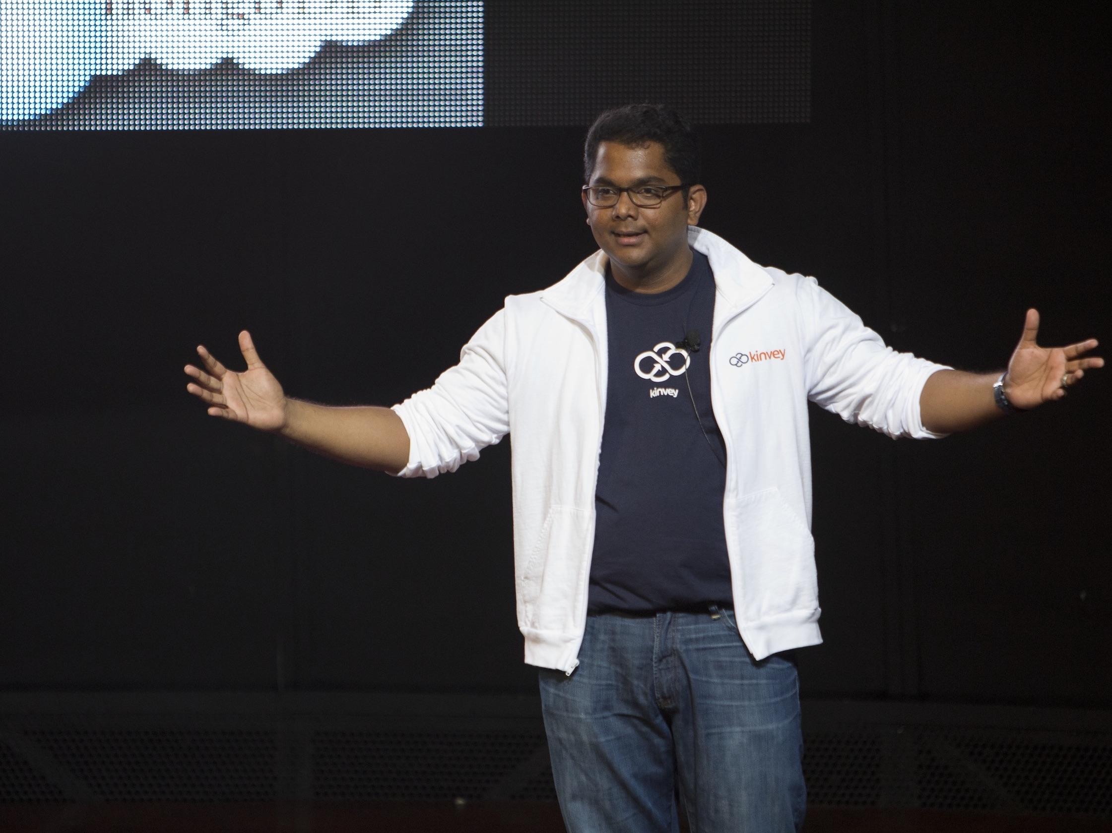 Kinvey CEO Sravish Sridhar