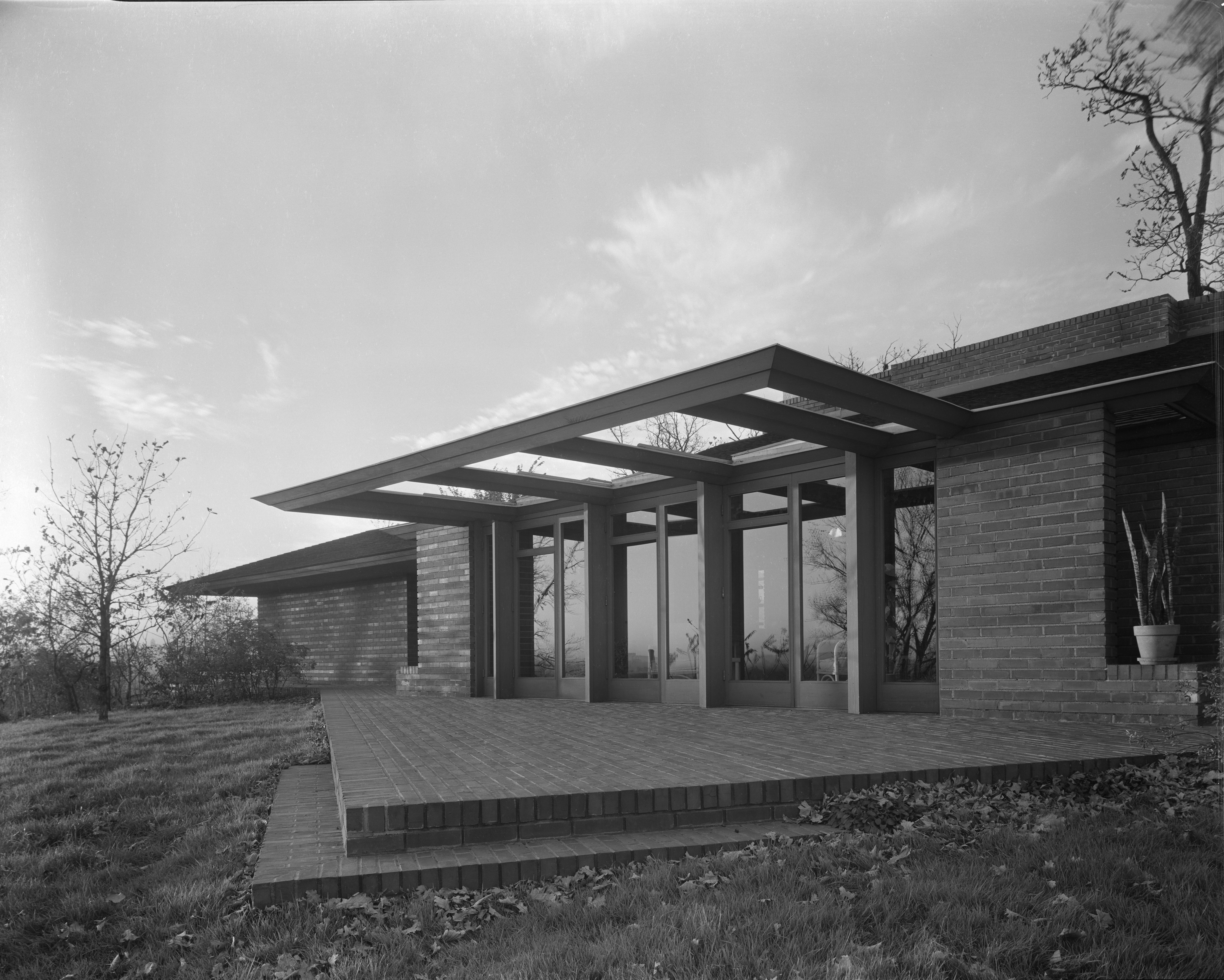 Malcolm E. Willey Residence