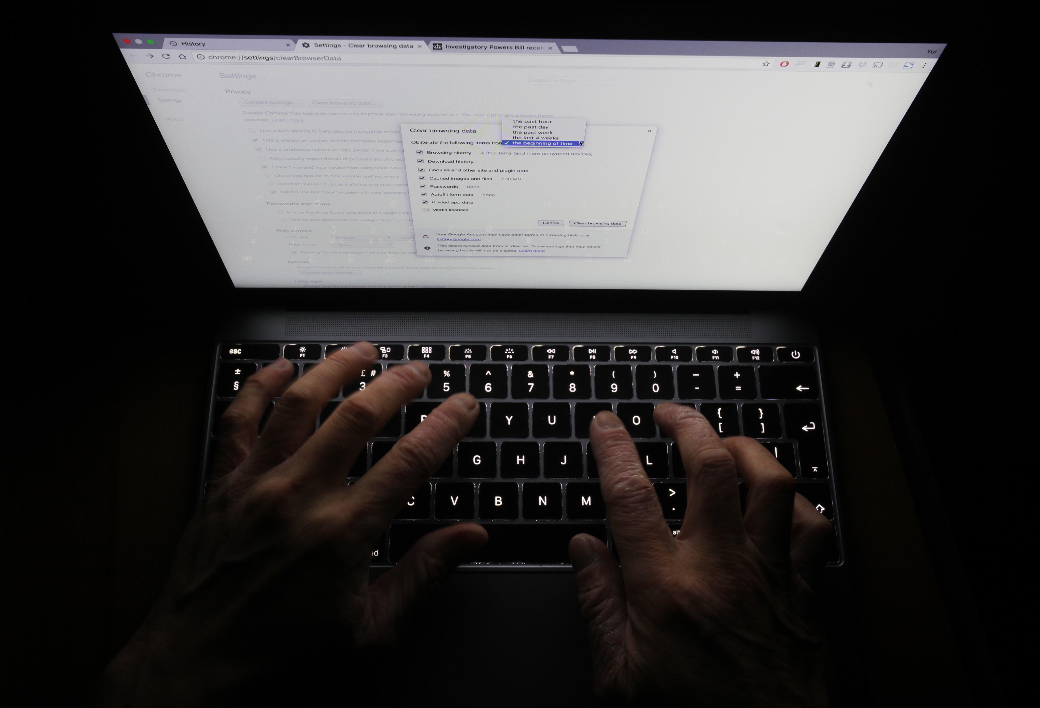 Internet Browsing Stock