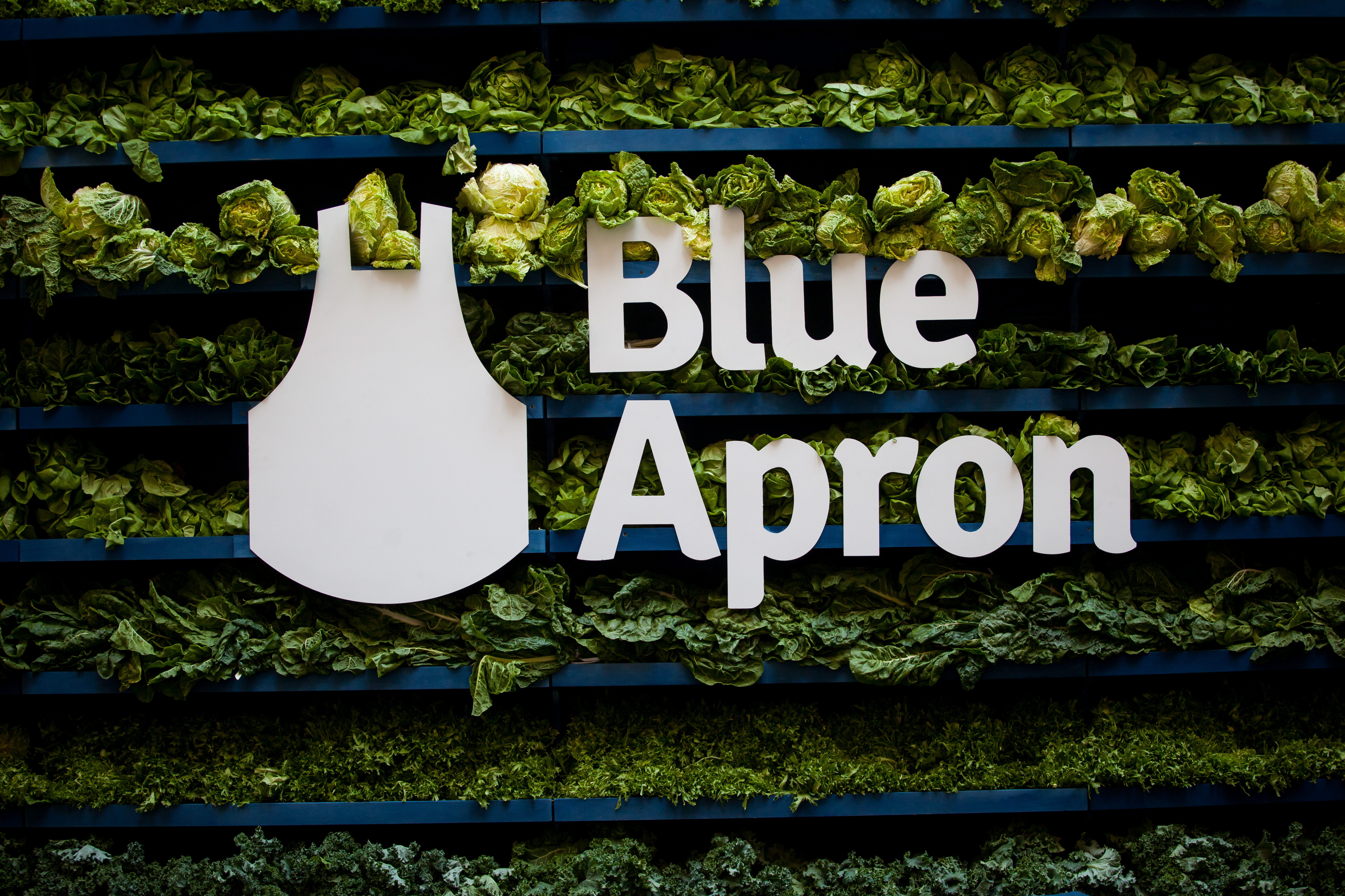 Blue Apron Climbs In Trading Debut After Slashing IPO Price