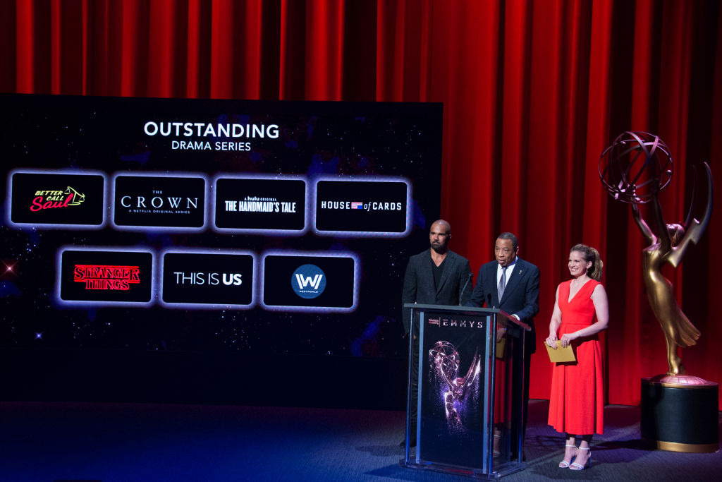US-ENTERTAINMENT-TELEVISION-EMMYS-NOMINEES