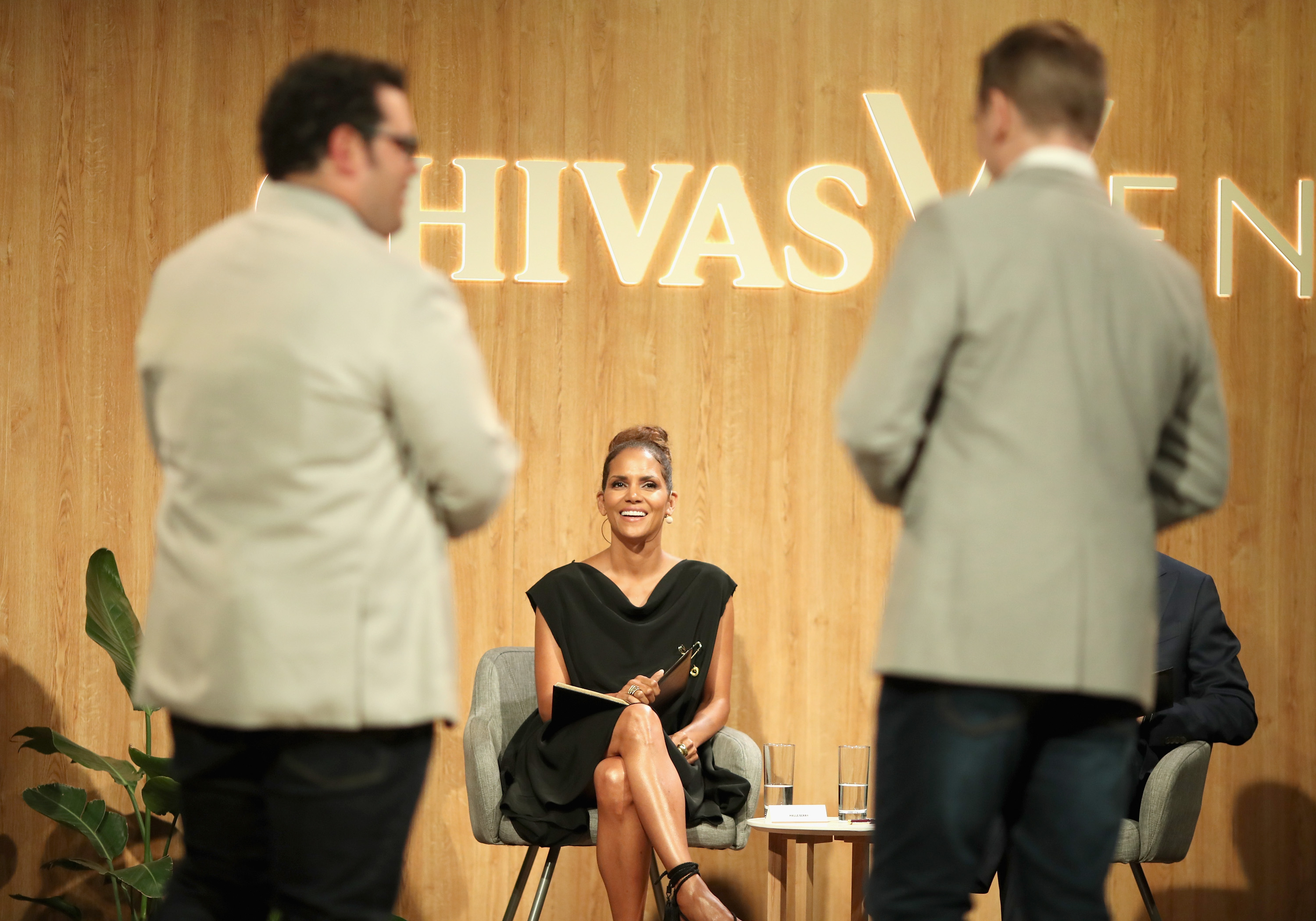 Halle Berry And Josh Gad Announce Winners Of The Chivas Venture $1m Global Startup Competition