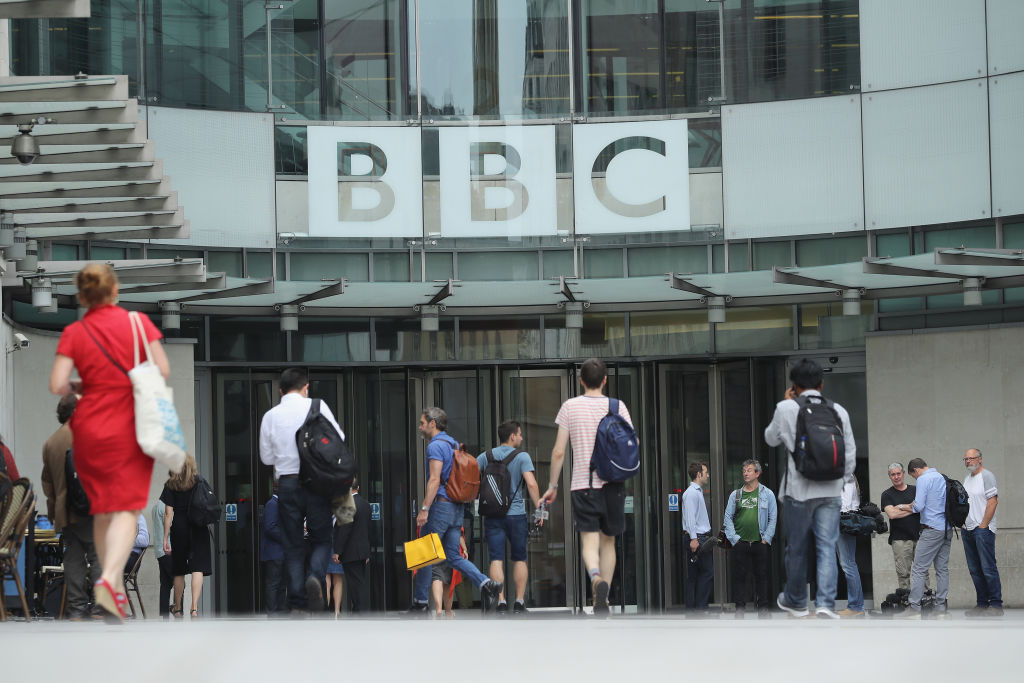 Salaries For Top Talent Revealed By The BBC