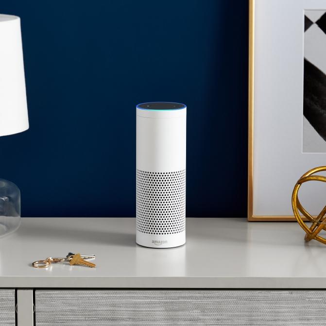 Amazon Echo.