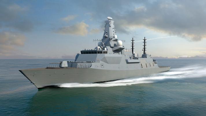 BAE Type 26 next-generation warship