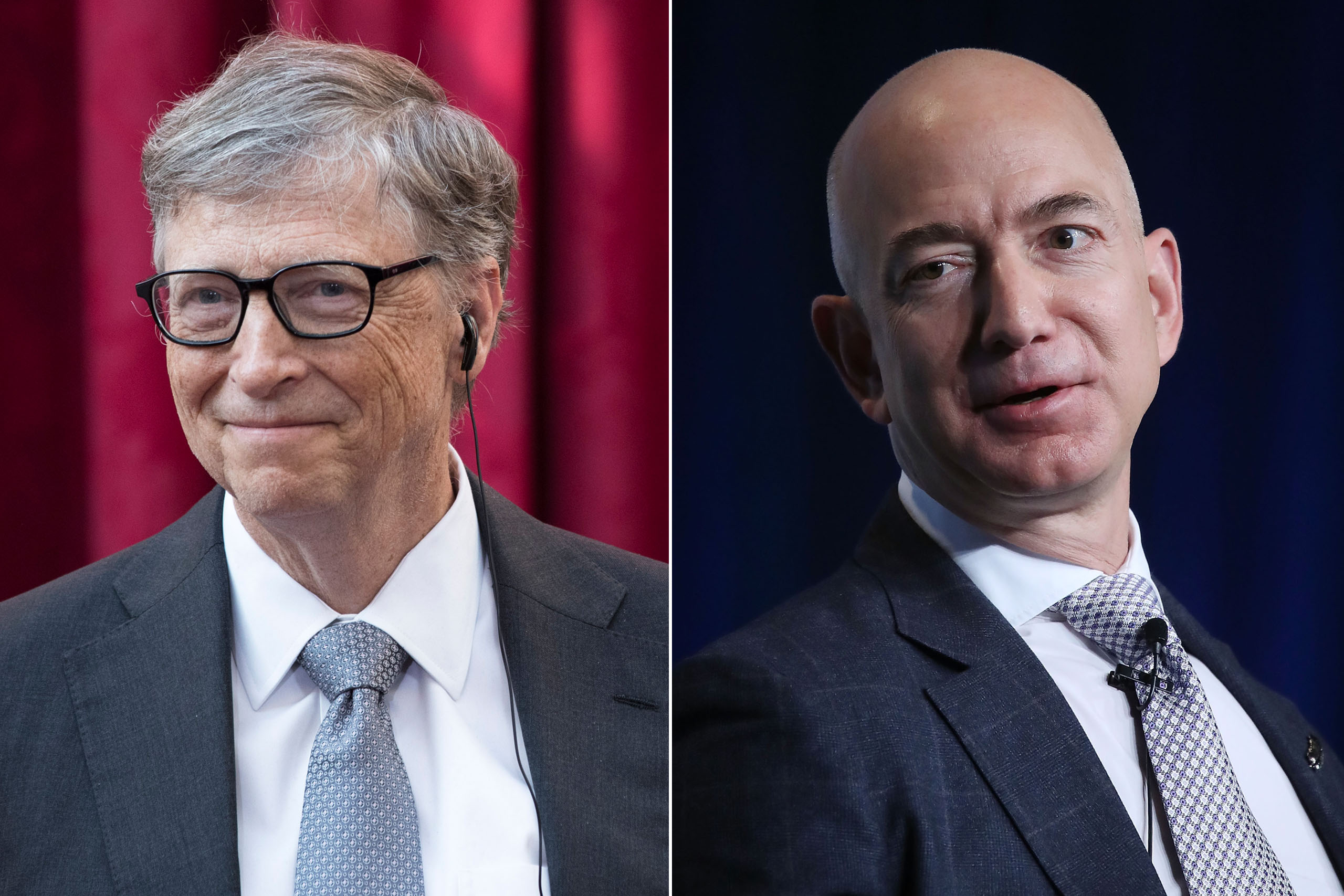 """Bill Gates and Jeff Bezos are the latest business leaders to back Convoy, a startup imagined as """"Uber for trucking."""""""