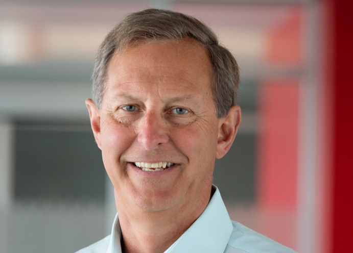 Charlie Peters, CFO of CloudBees