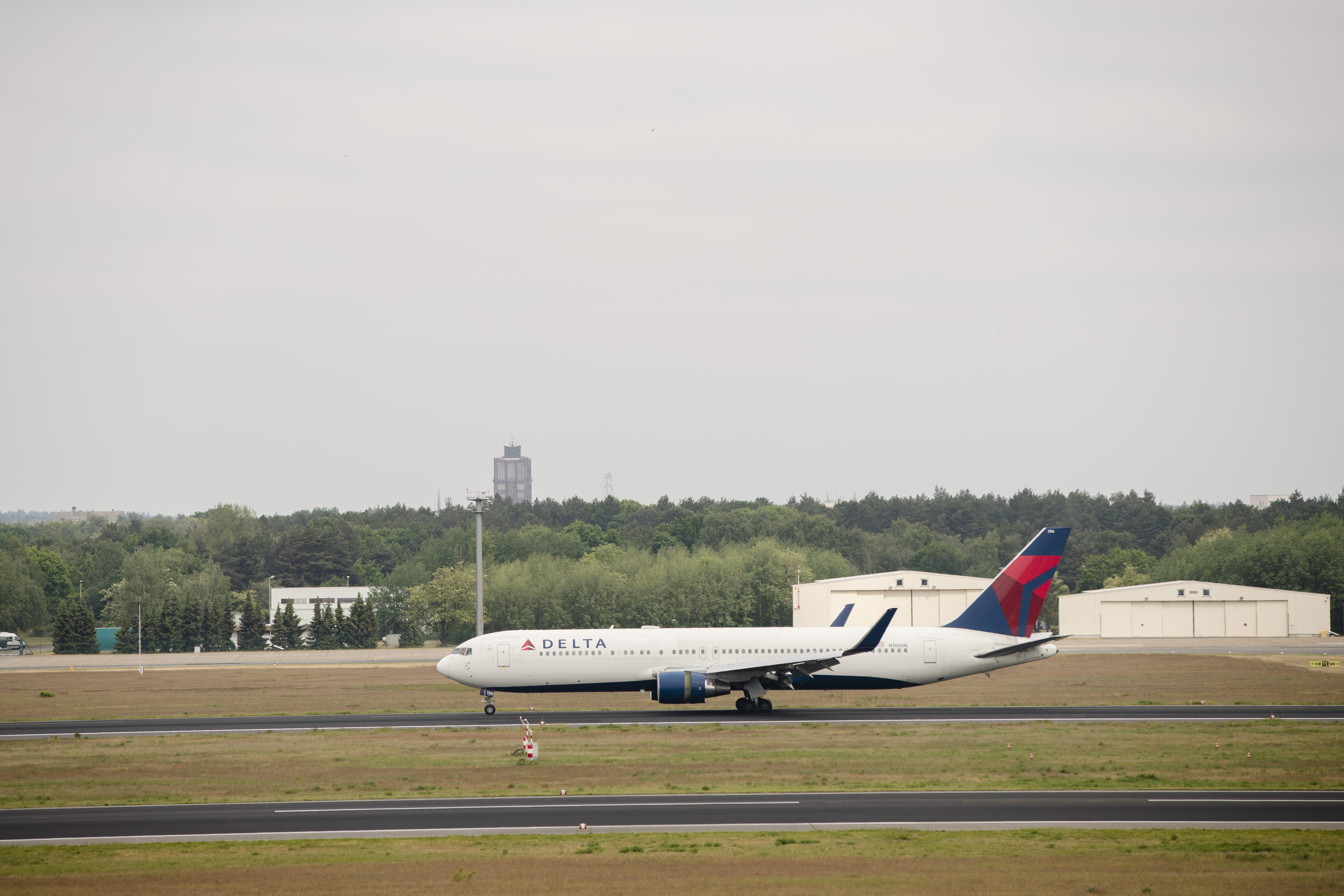Delta Airlines opens a new direct route from New York to Berlin