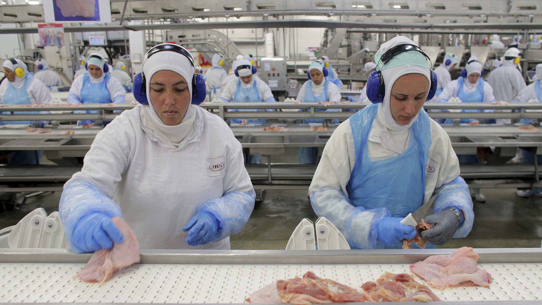Brazil Meatpacking Probe
