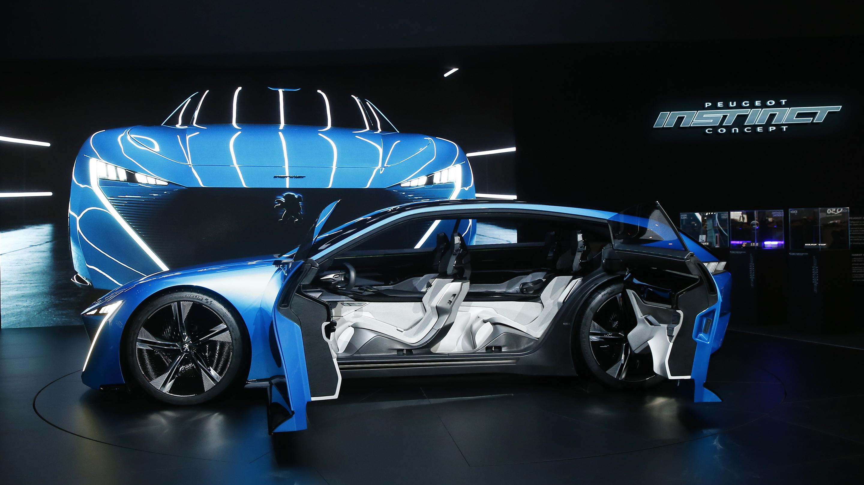 G500 2017—Peugeot