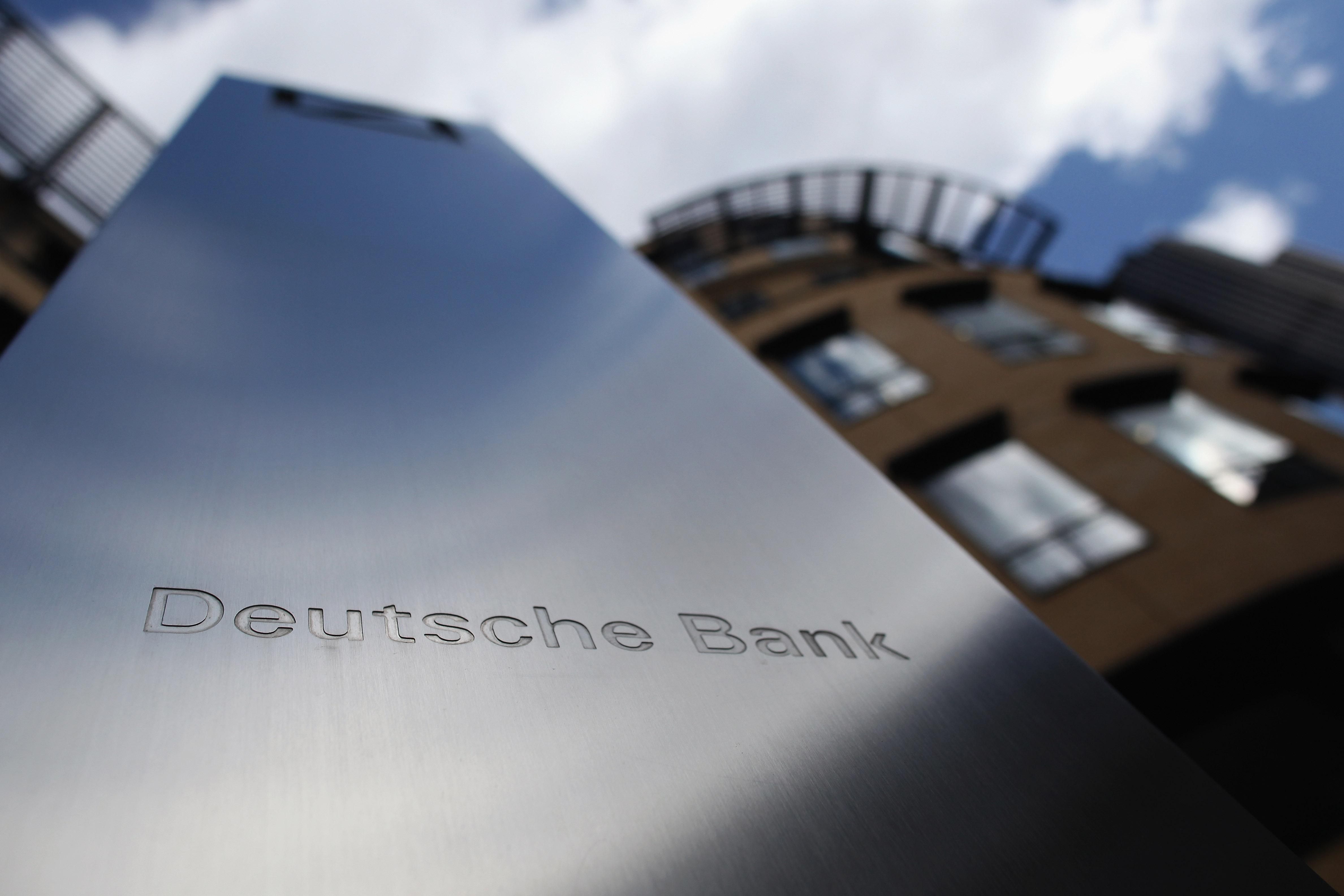 Serious Fraud Office Probe Deutsche Bank Over Securities Sales