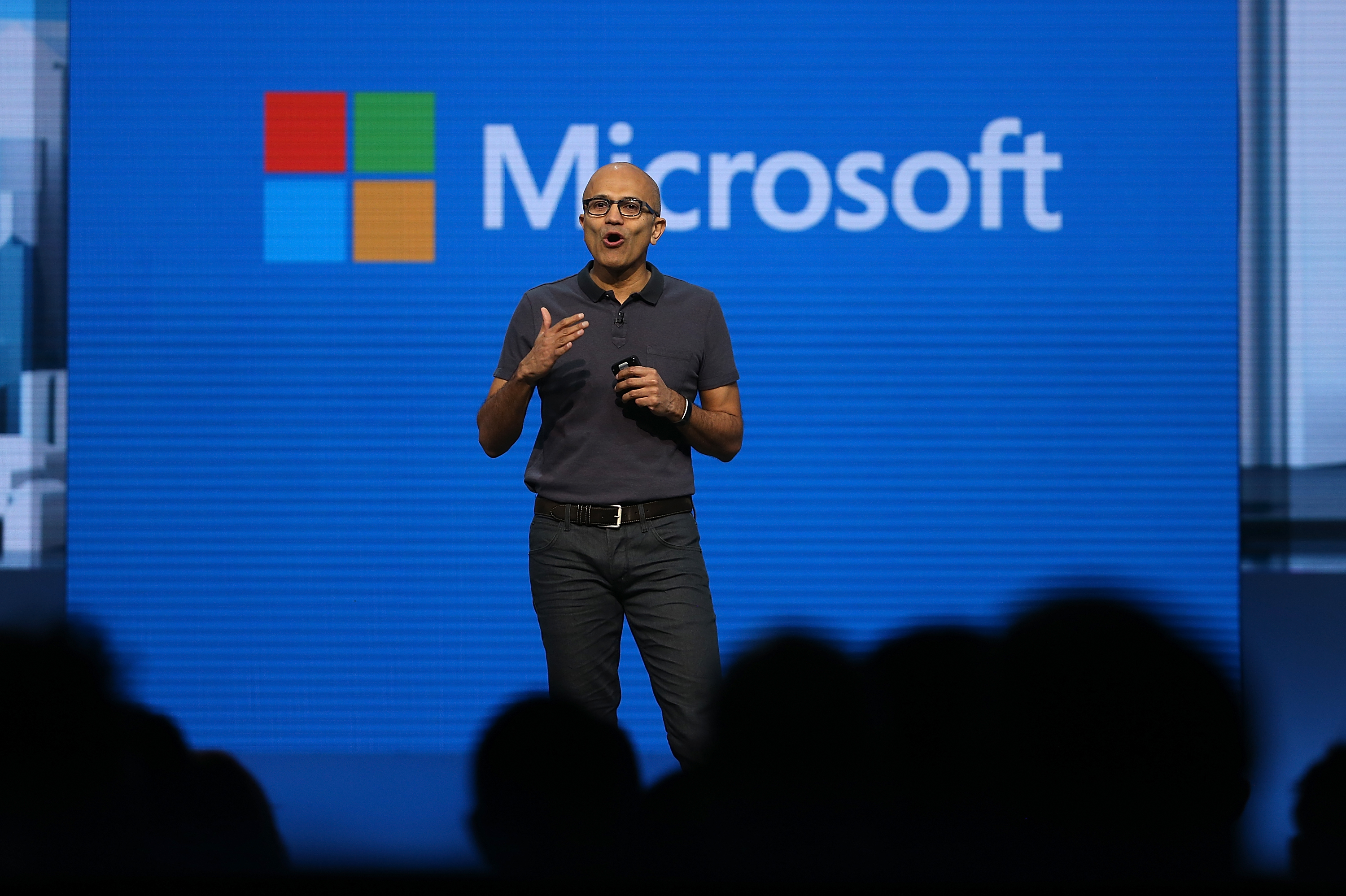 Microsoft Holds Its Annual Build Conference