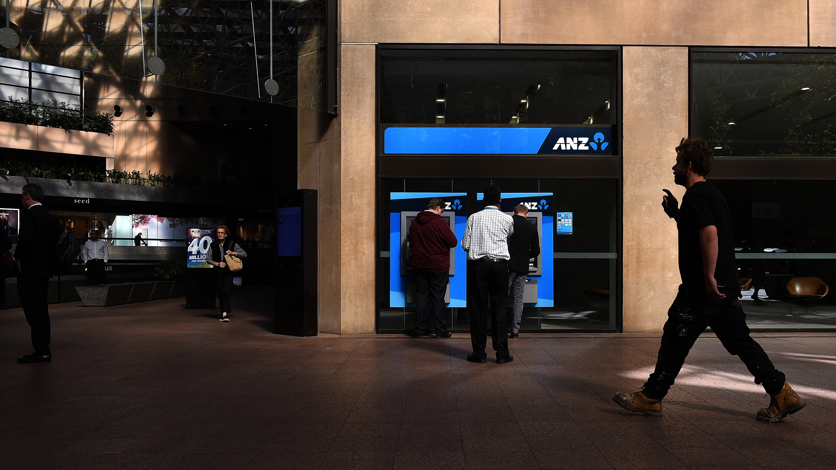 General Images Of Westpac, ANZ and NAB Banks Ahead Of Interim Results