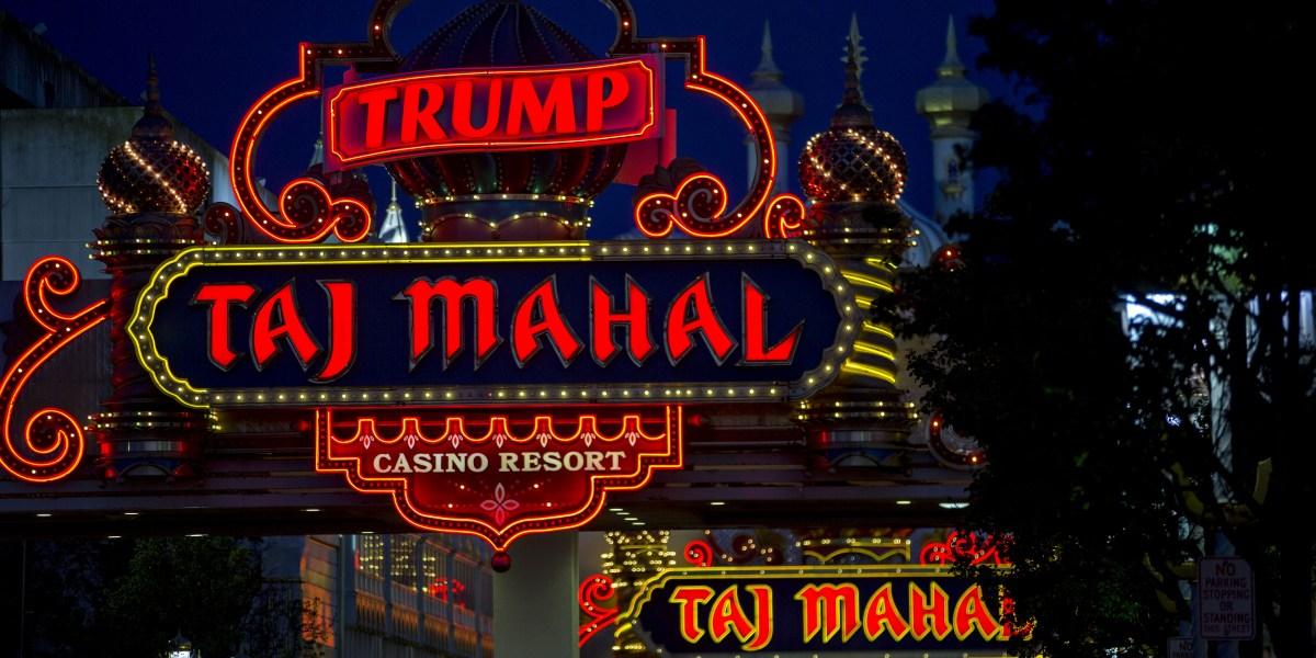 Trump taj mahal casino resort discount code gambling boat port richey fl