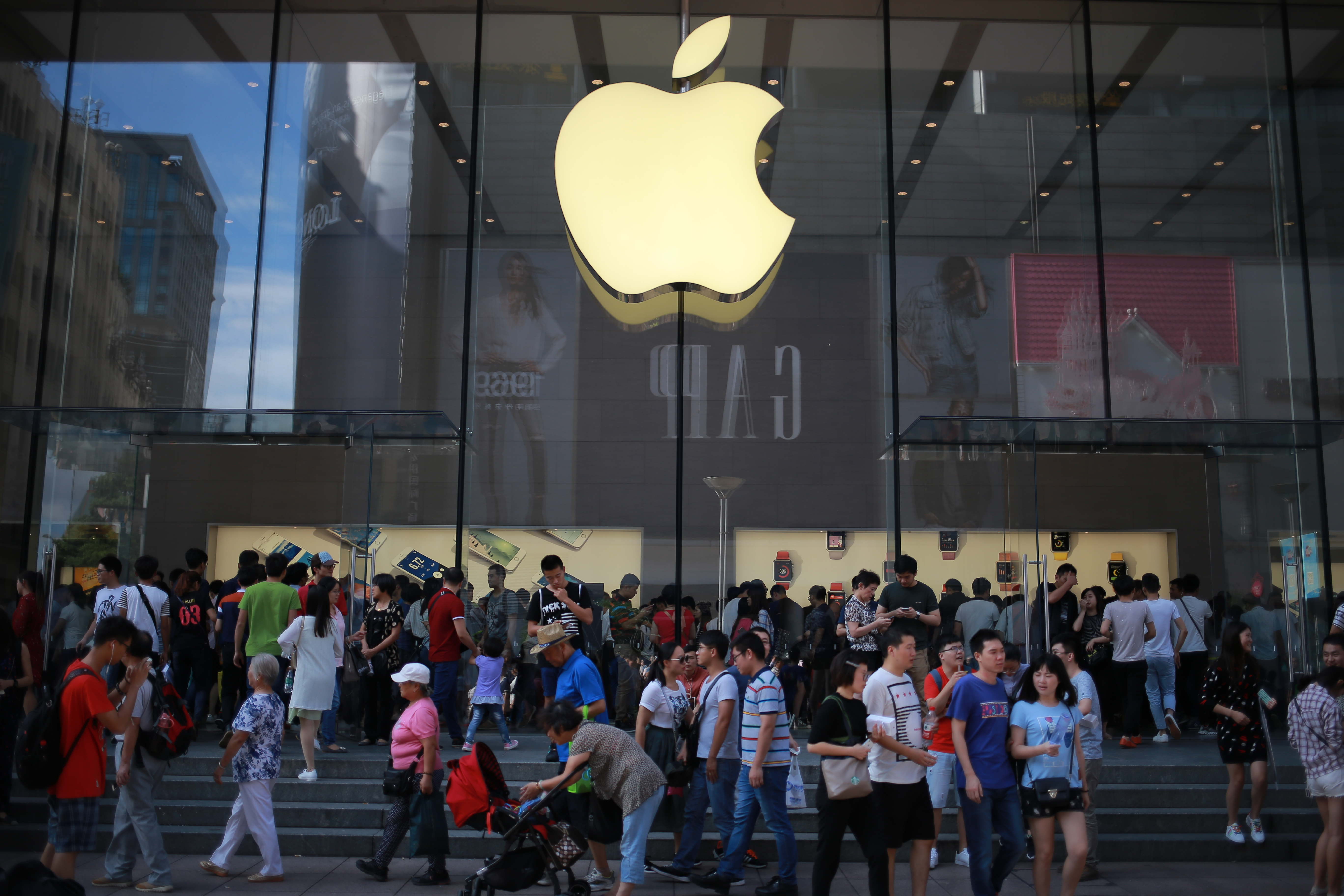 iPhone 7 And 7 Plus Hit China's Market