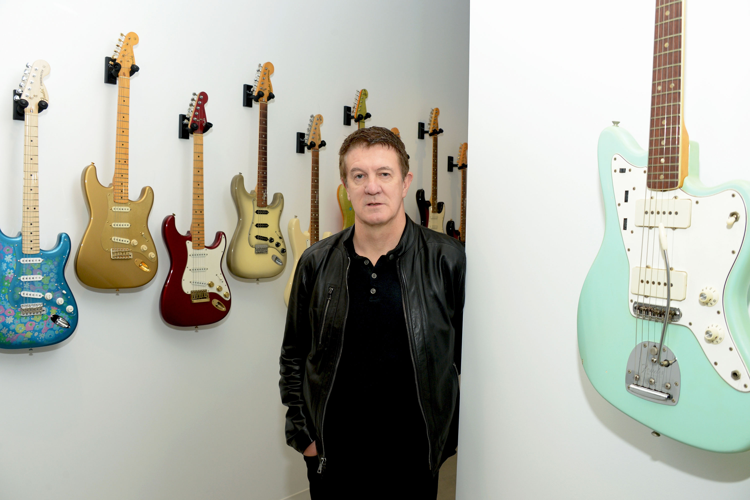 Fender Opens Office In Hollywood With Mayor Garcetti + Councilman O'Farrell At Ribbon Cutting
