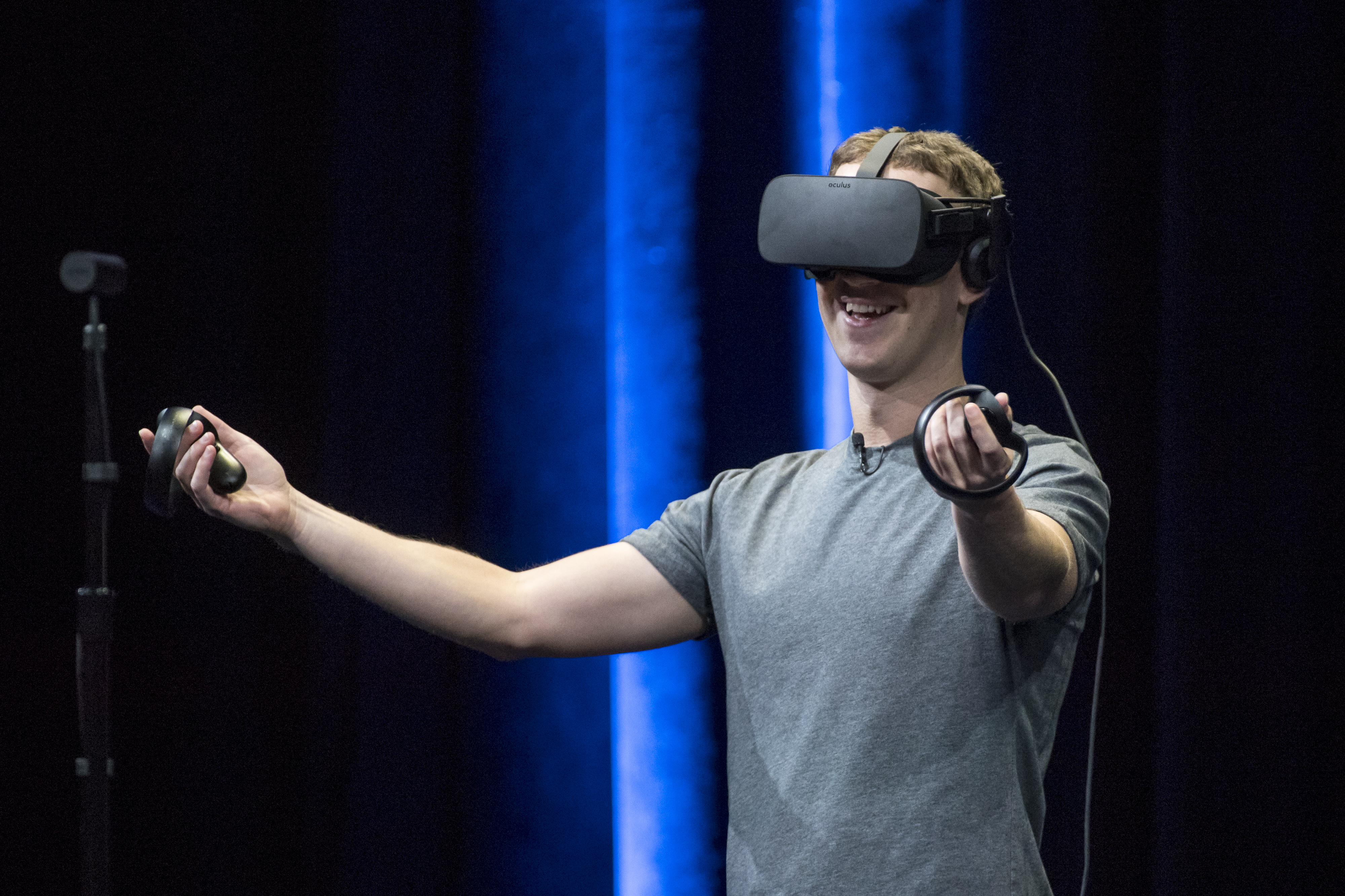 Inside The Oculus Connect 3 Event