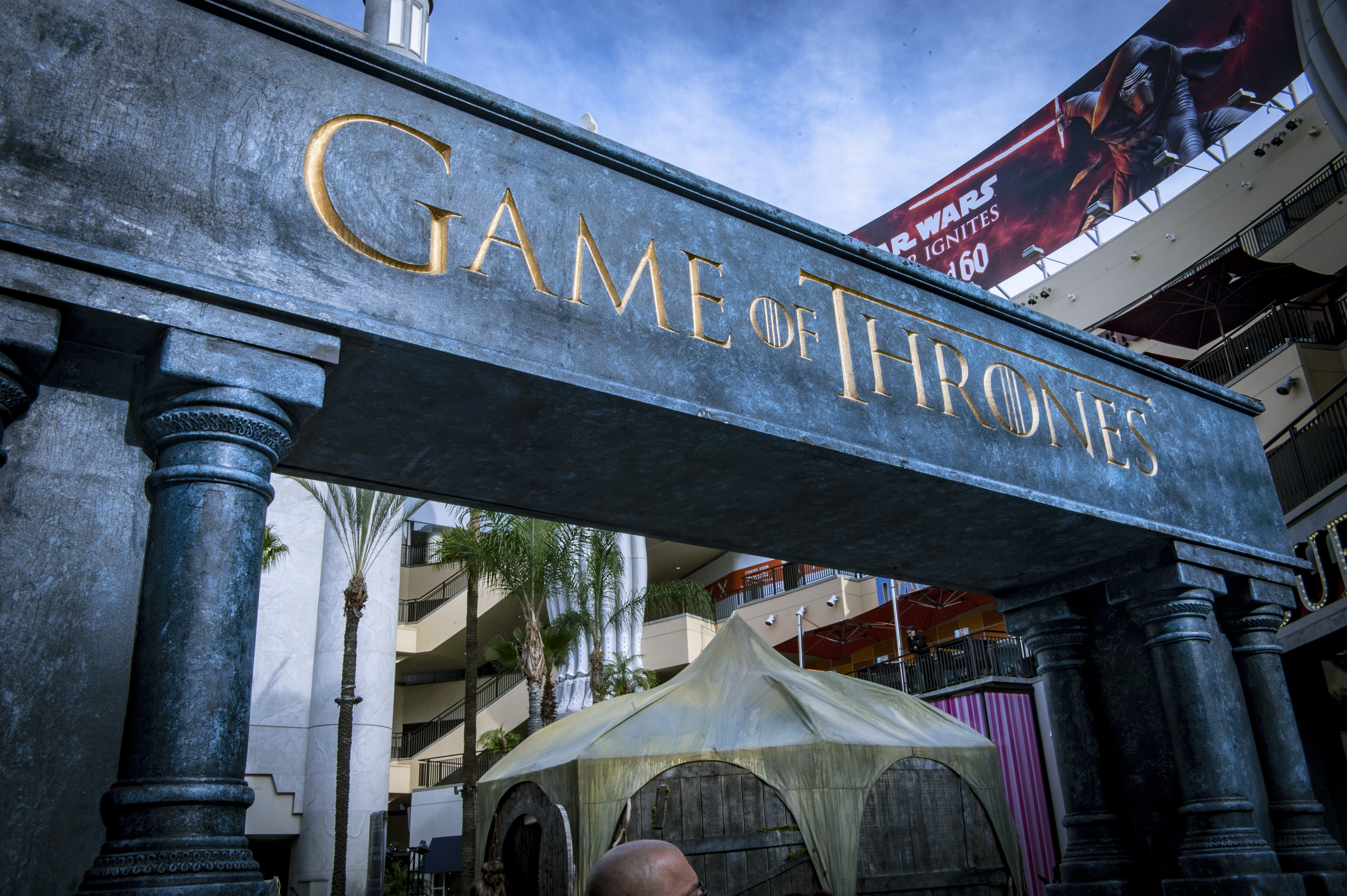"HBO's ""Game Of Thrones"" Season 6 - Behind The Scenes Fan Event on December 9, 2016 in Hollywood, California."