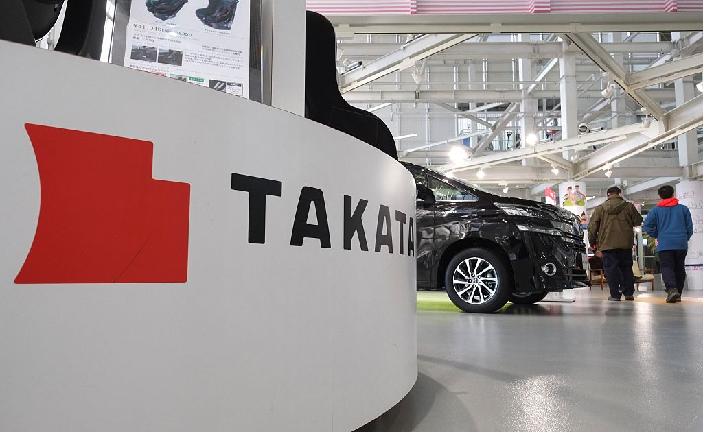 JAPAN-US-TAKATA-STOCK-AUTOMOBILE