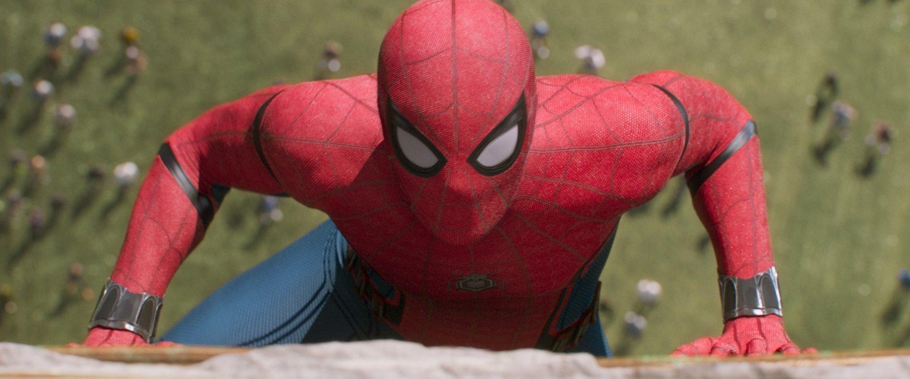 'Spider-Man: Homecoming' still