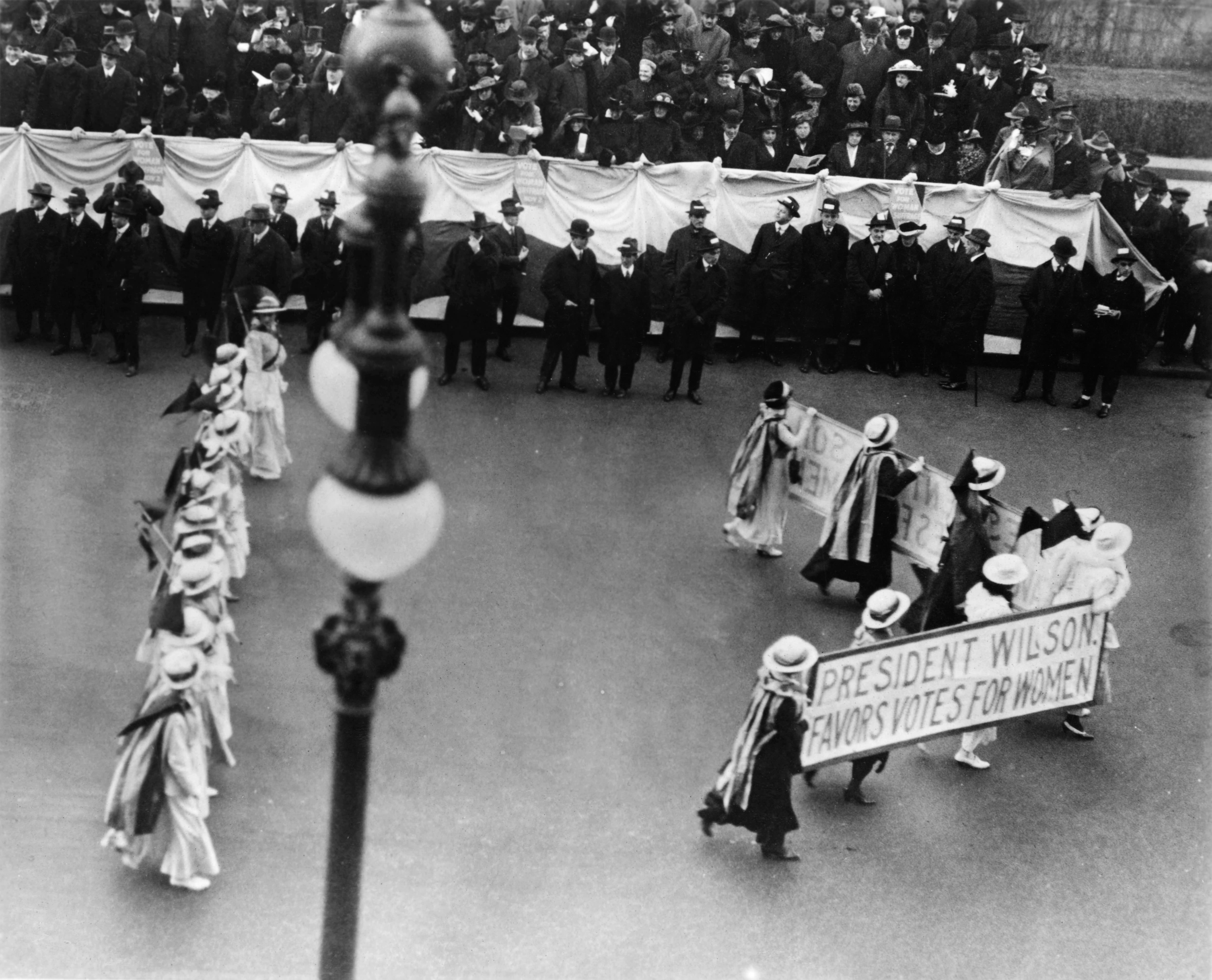 Suffragists NYC