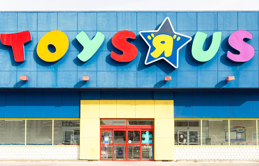 "A Toys R Us store, Toys ""R"" Us, Inc. is a Wayne based"