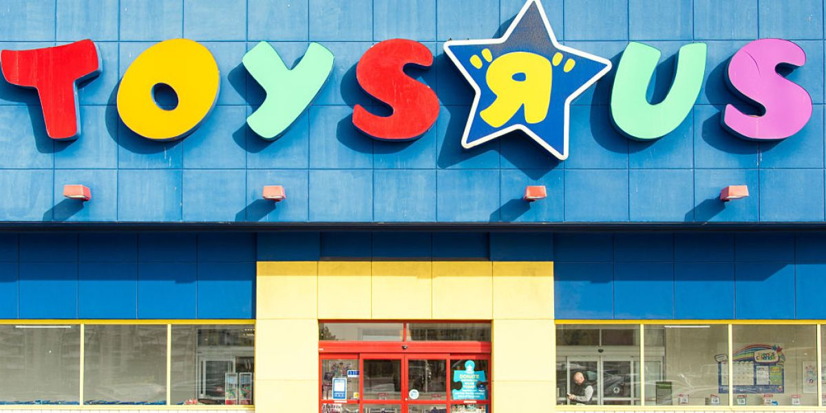 Here Are the Stores Toys 'R' Us Is Closing | Fortune