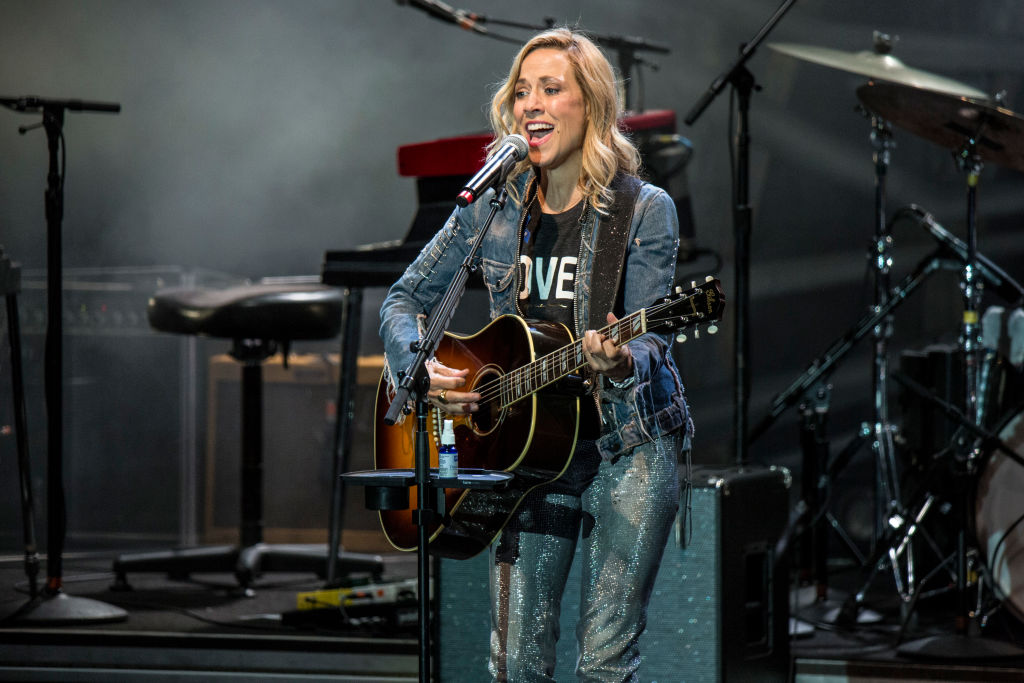 Sheryl Crow Performs At The Greek Theatre