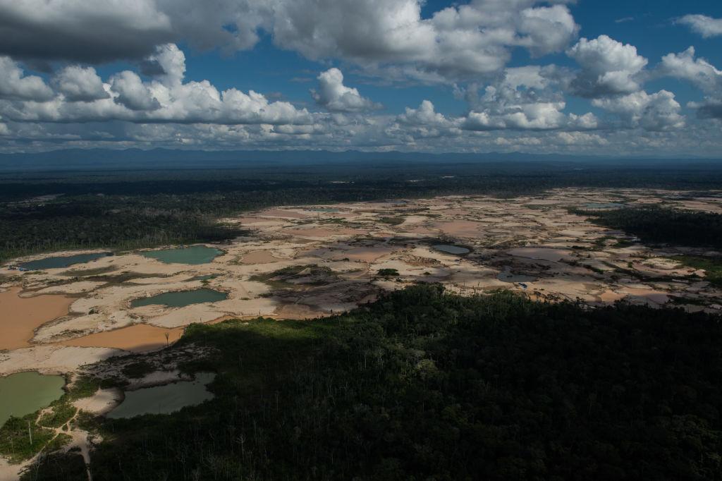 PERU-ILLEGAL-MINING-INTERDICTION