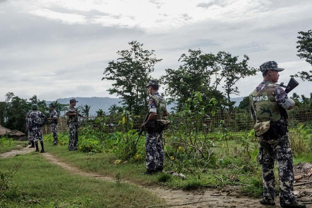 12 Dead in Muslim Insurgent Attacks in Northwest Myanmar | Fortune