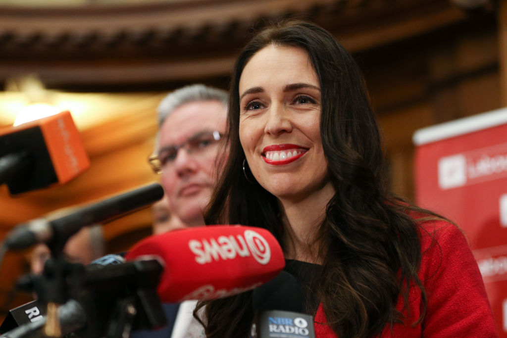 Jacinda Ardern is New Zealand's new Prime Minister