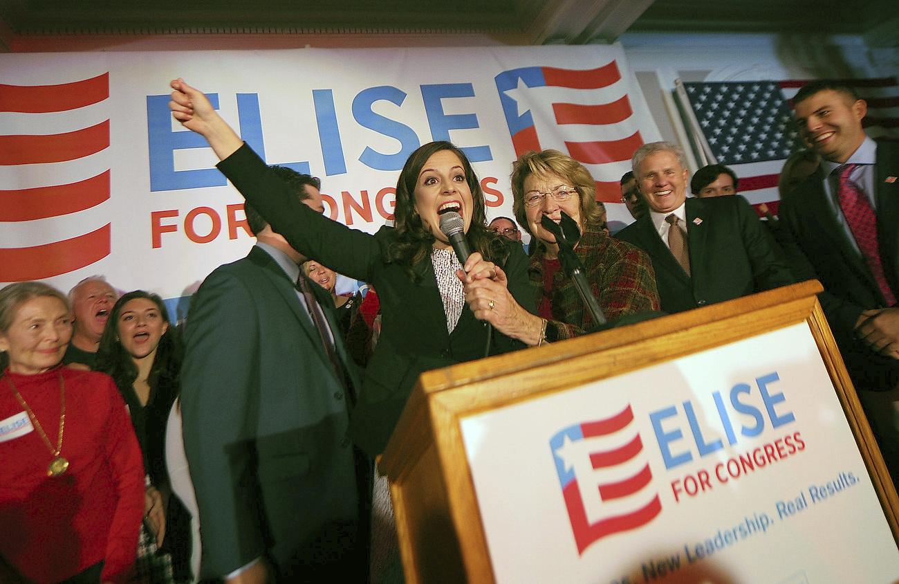 2016 Election New York House Stefanik