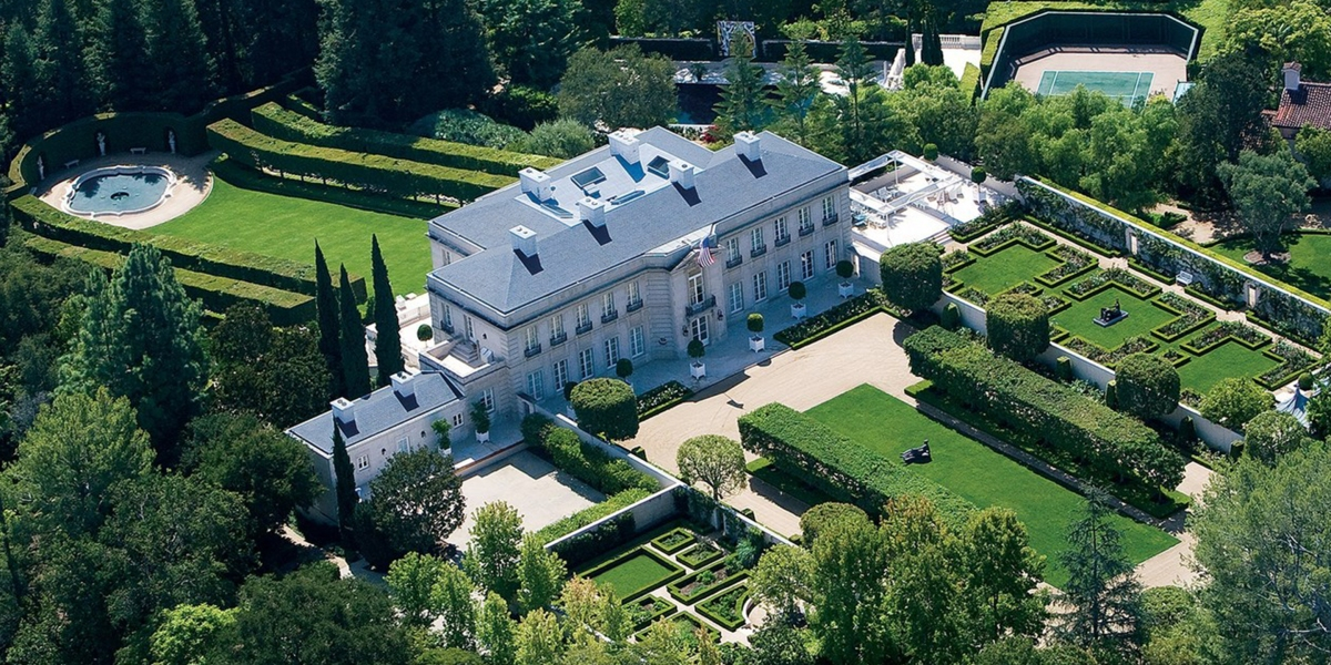 The Clampett Mansion from 'The Beverly Hillbillies' Gets a Massive Price Cut—to $195 Million
