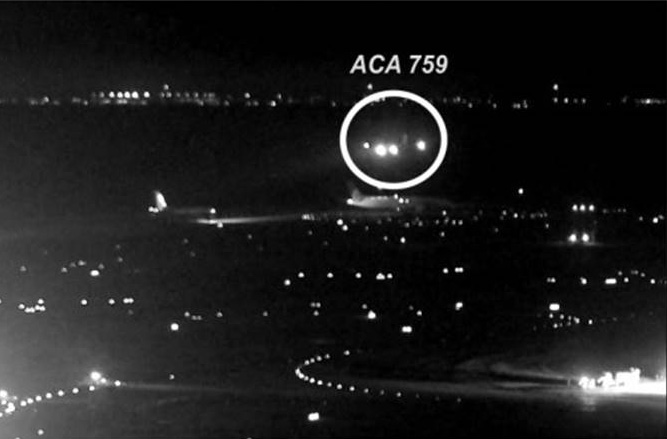 NTSB: Air Canada flight 759 at SFO
