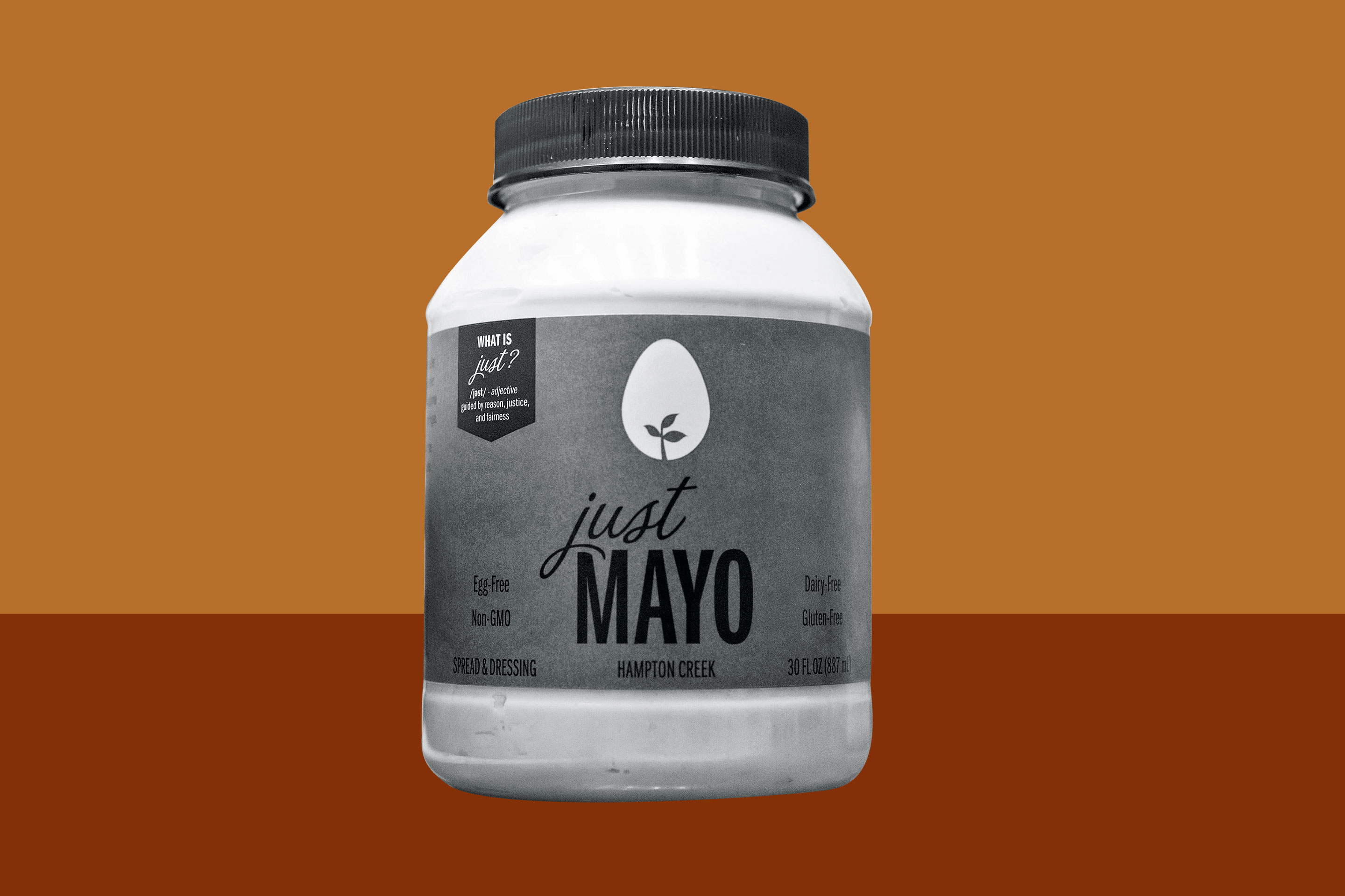 "Hampton Creek's ""egg-free"" Just Mayo."