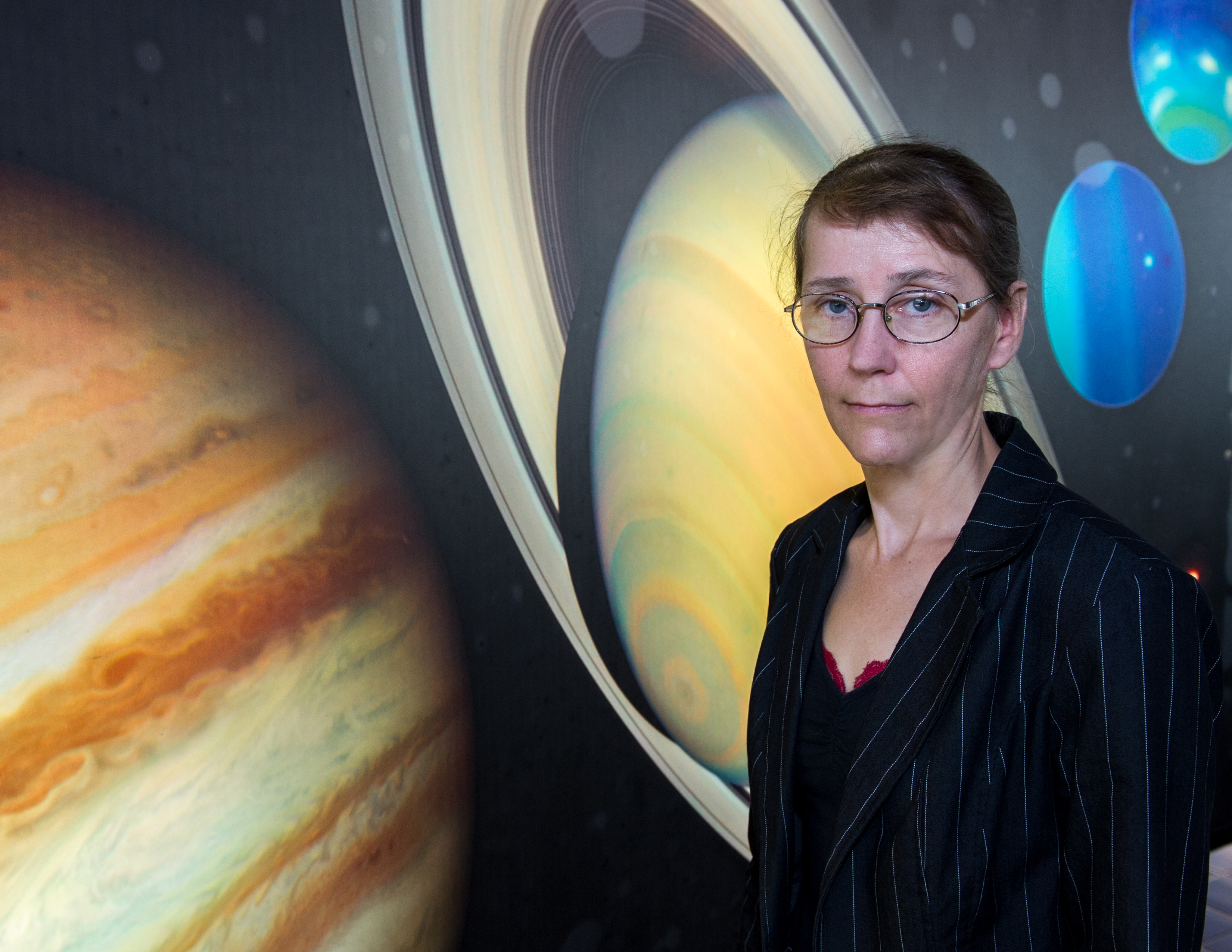 """Catharine """"Cassie"""" Conley, NASA's current Planetary Protection Officer."""