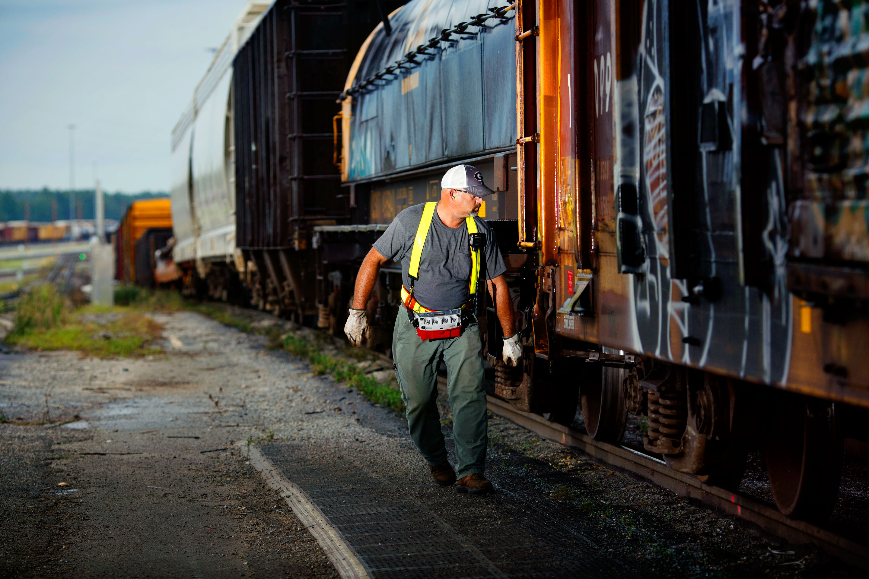 CSX Hunter Harrison's Billion Dollar Plan for Transportation