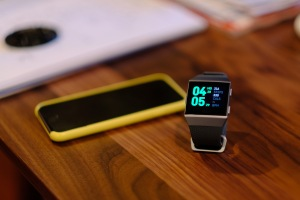 Fitbit releases Ionic smartwatch