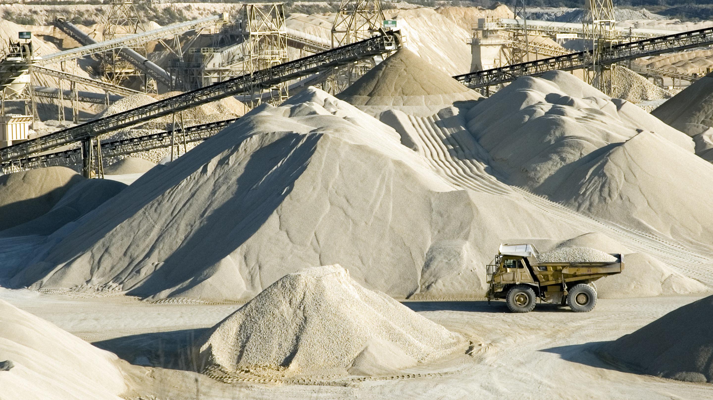Beckman Quarry Operations, San Antonio, TX