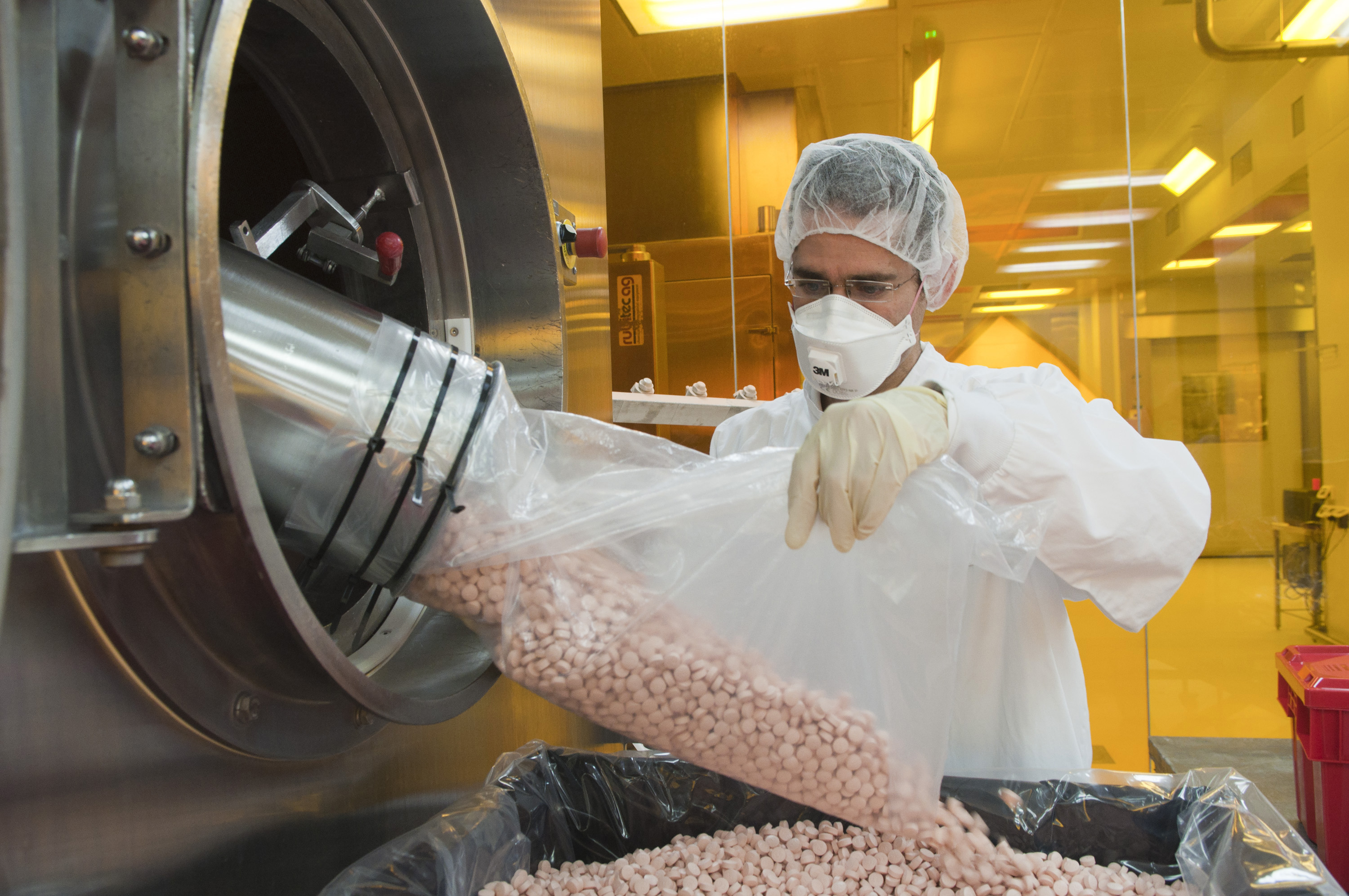Inside Teva Pharmaceuticals Headquarters