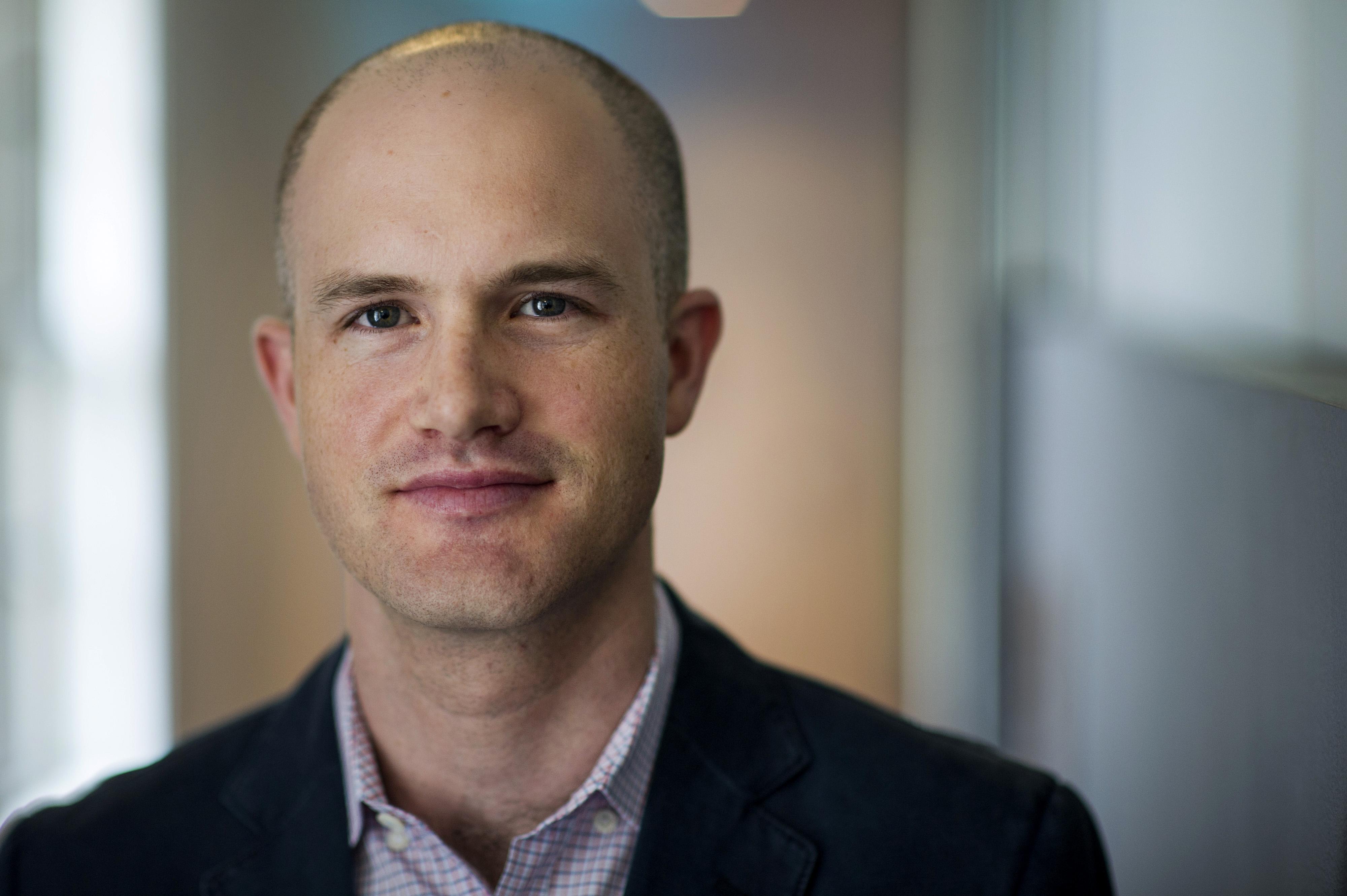 Coinbase Inc. CEO Brian Armstrong Interview