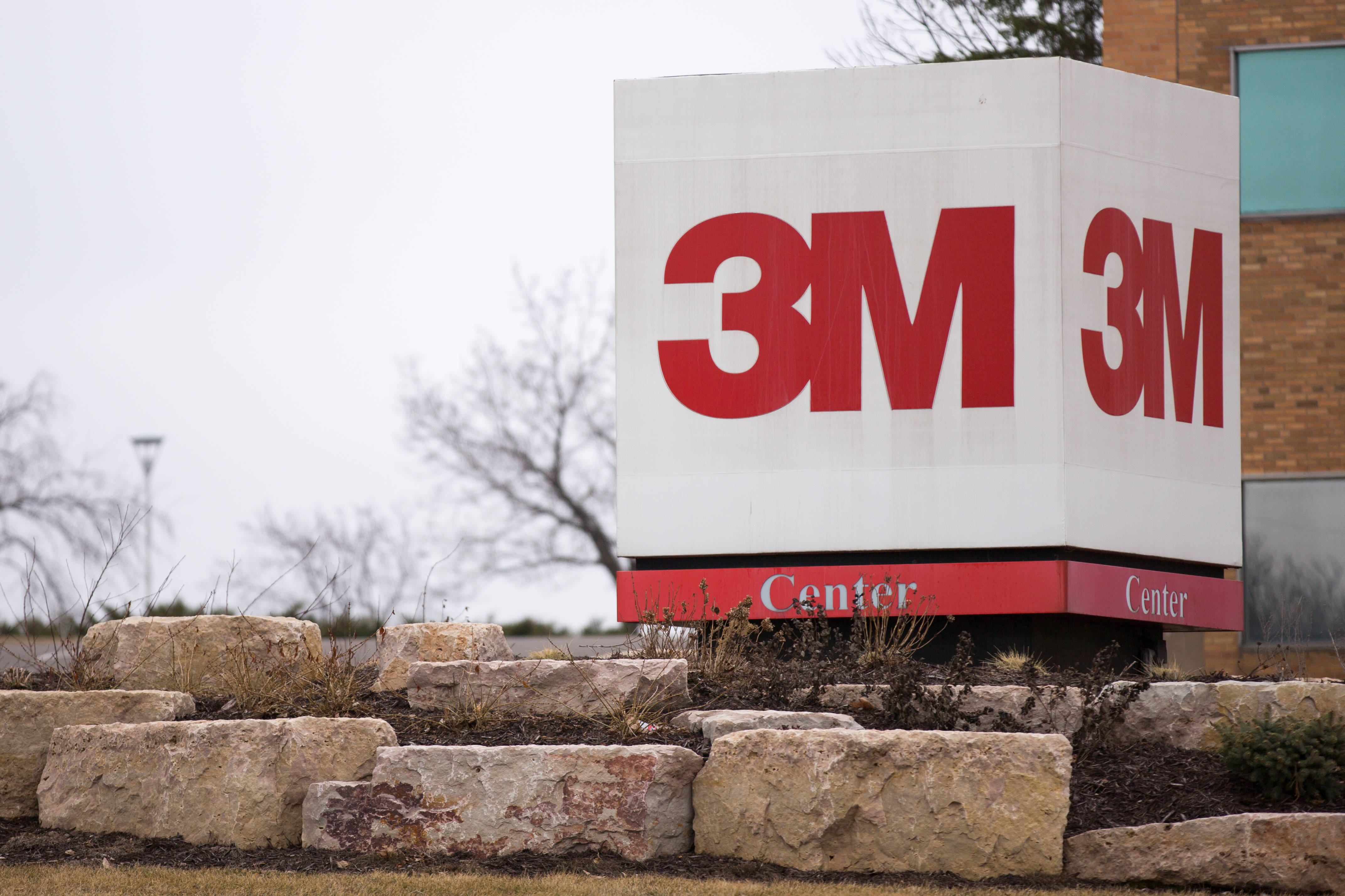 3M Co. Headquarters As They Restructure, Aim For International Growth