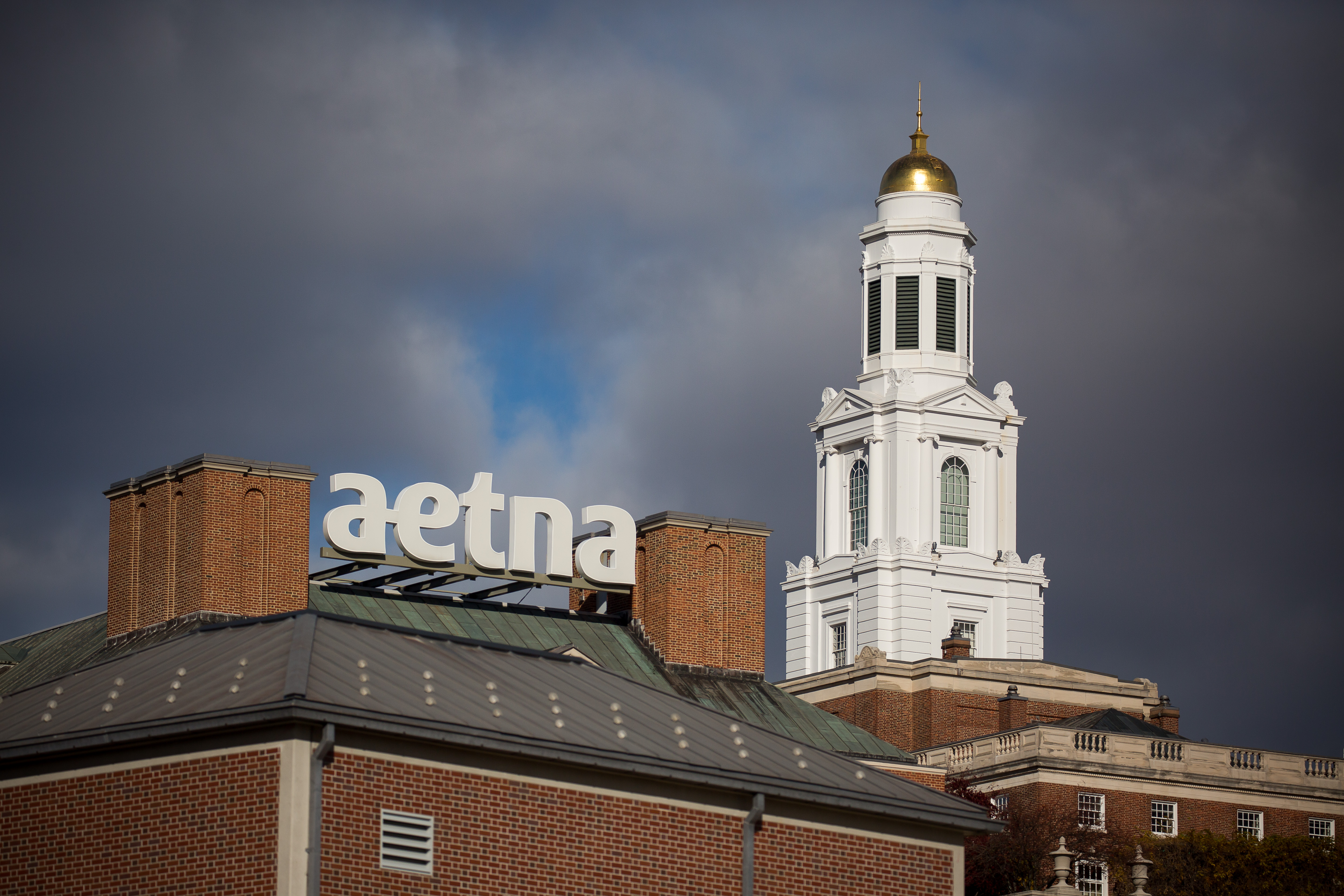 Aetna Inc. And Humana Inc. As Antitrust Lawsuit Seeks To Block Merger Of Insurance Giants