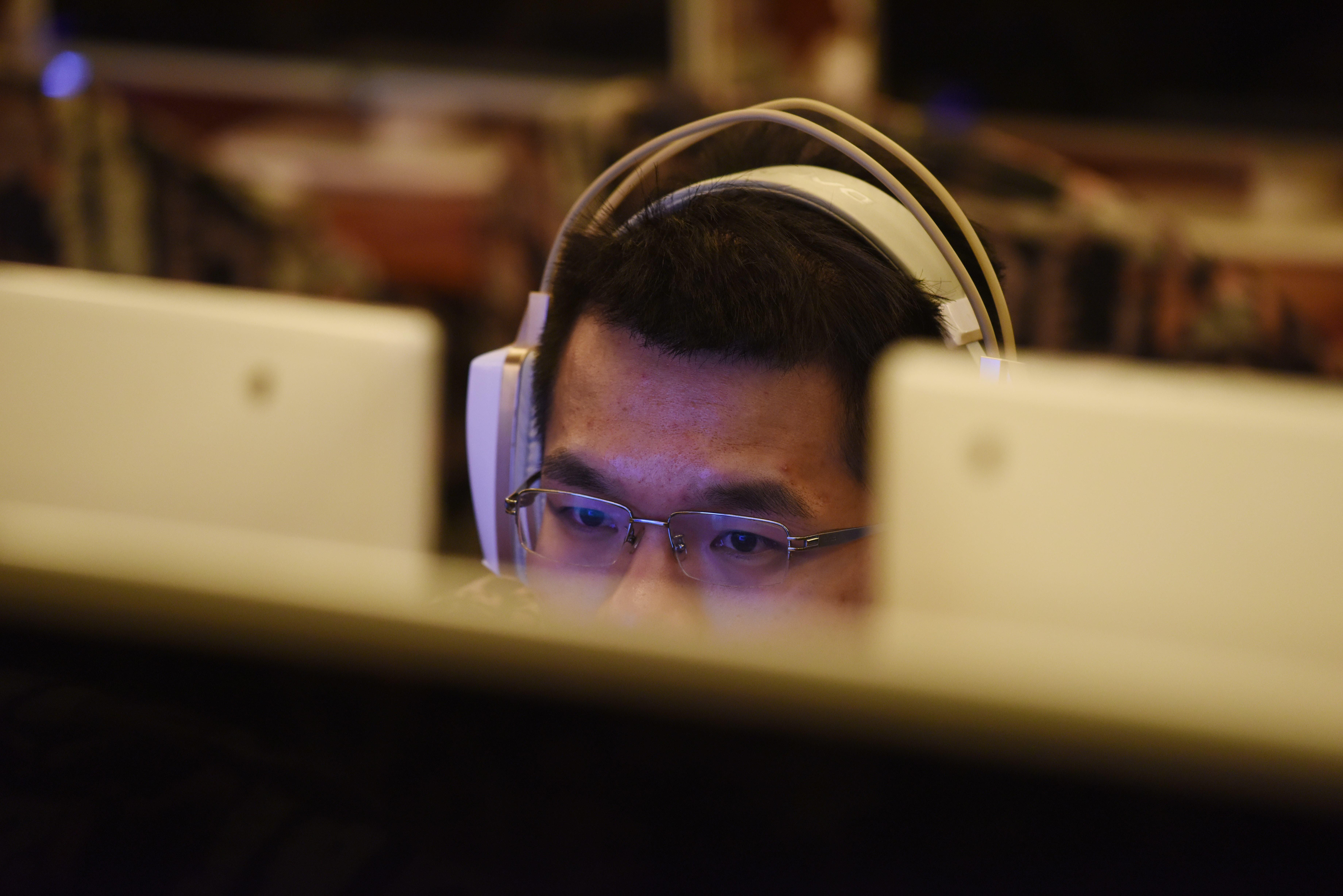 CHINA-COMPUTERS-INTERNET