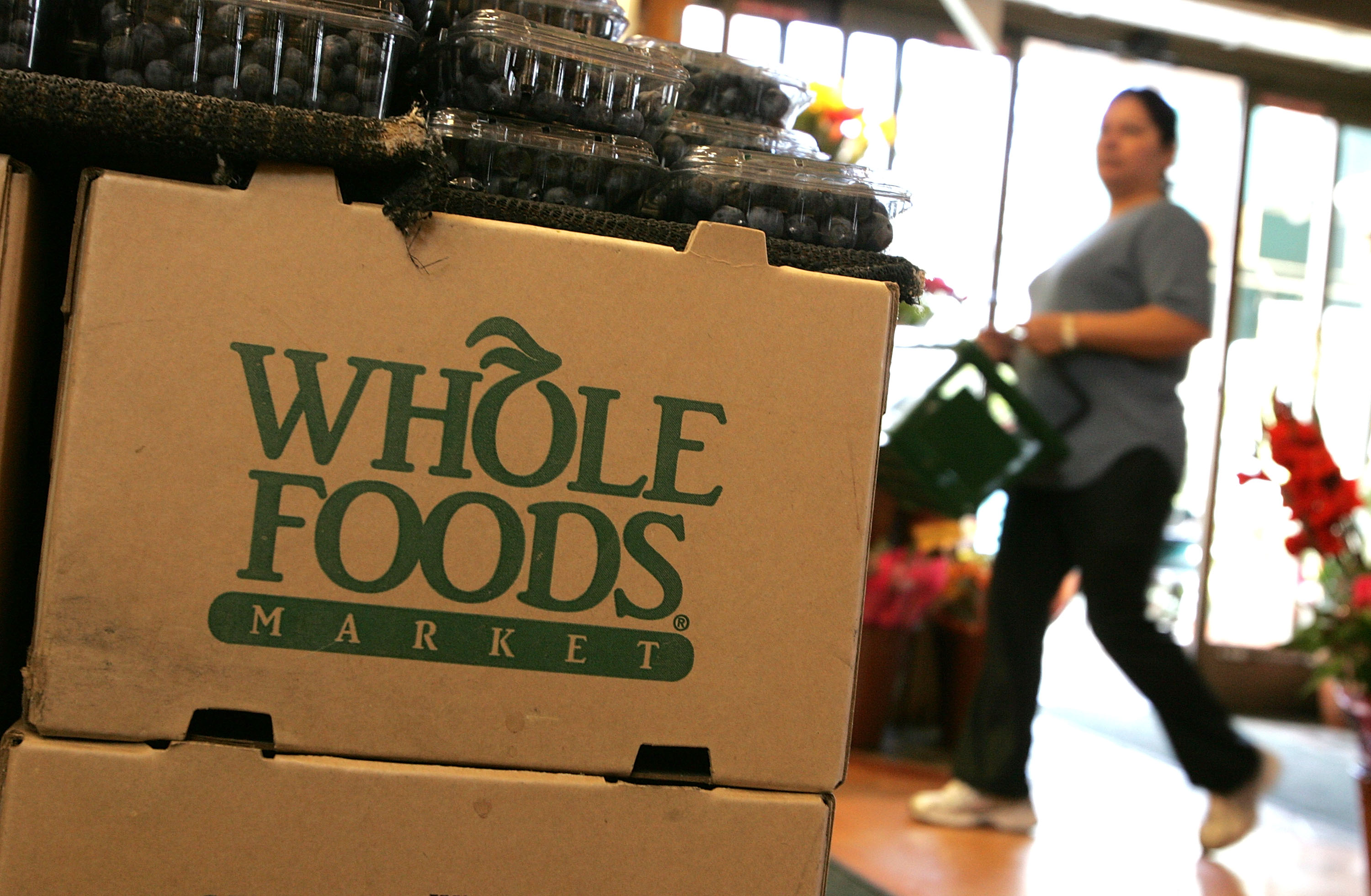Whole Foods To Buy Wild Oats Markets For $565 Million