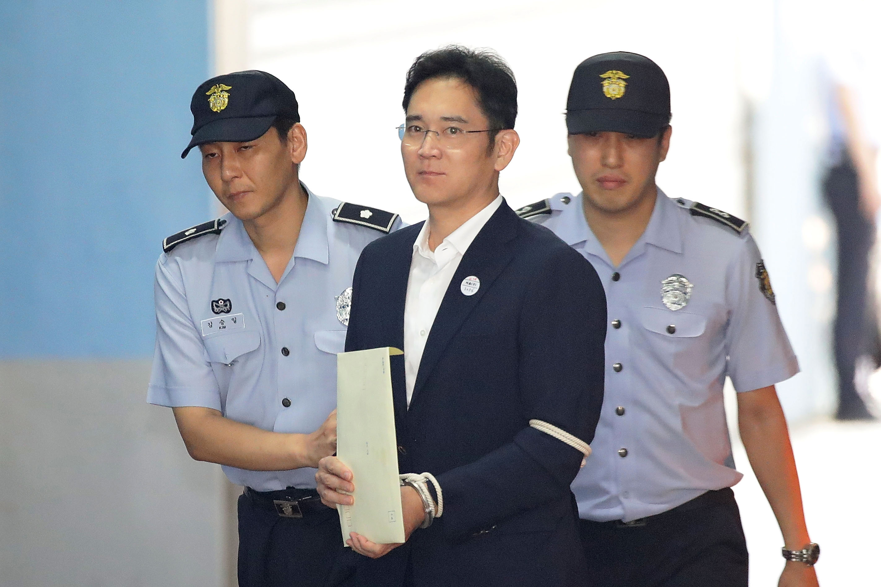 Billionaire Samsung Heir Jay Y. Lee Faces Corruption Trial Verdict