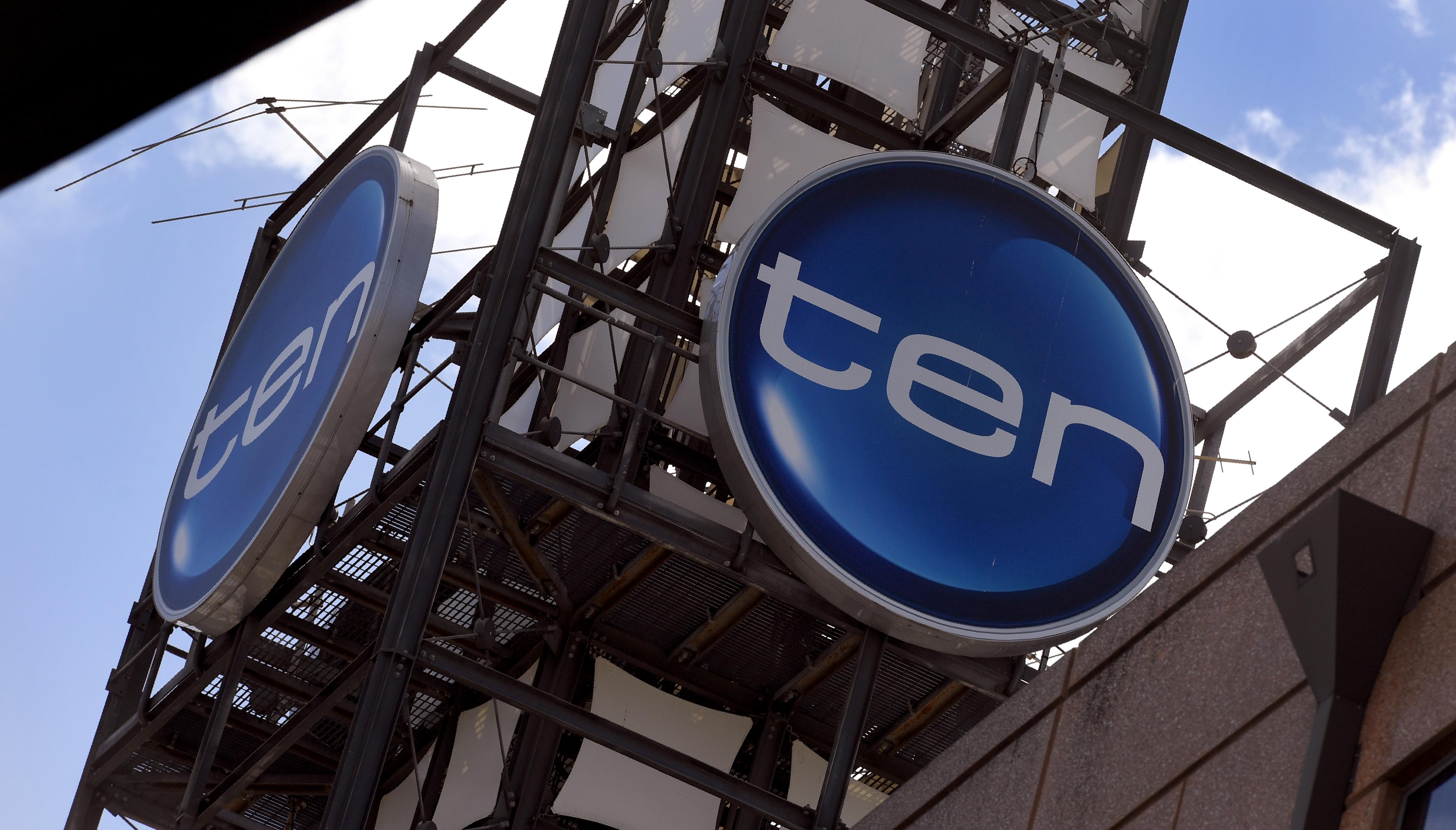 AUSTRALIA-US-MEDIA-TELEVISION-TEN