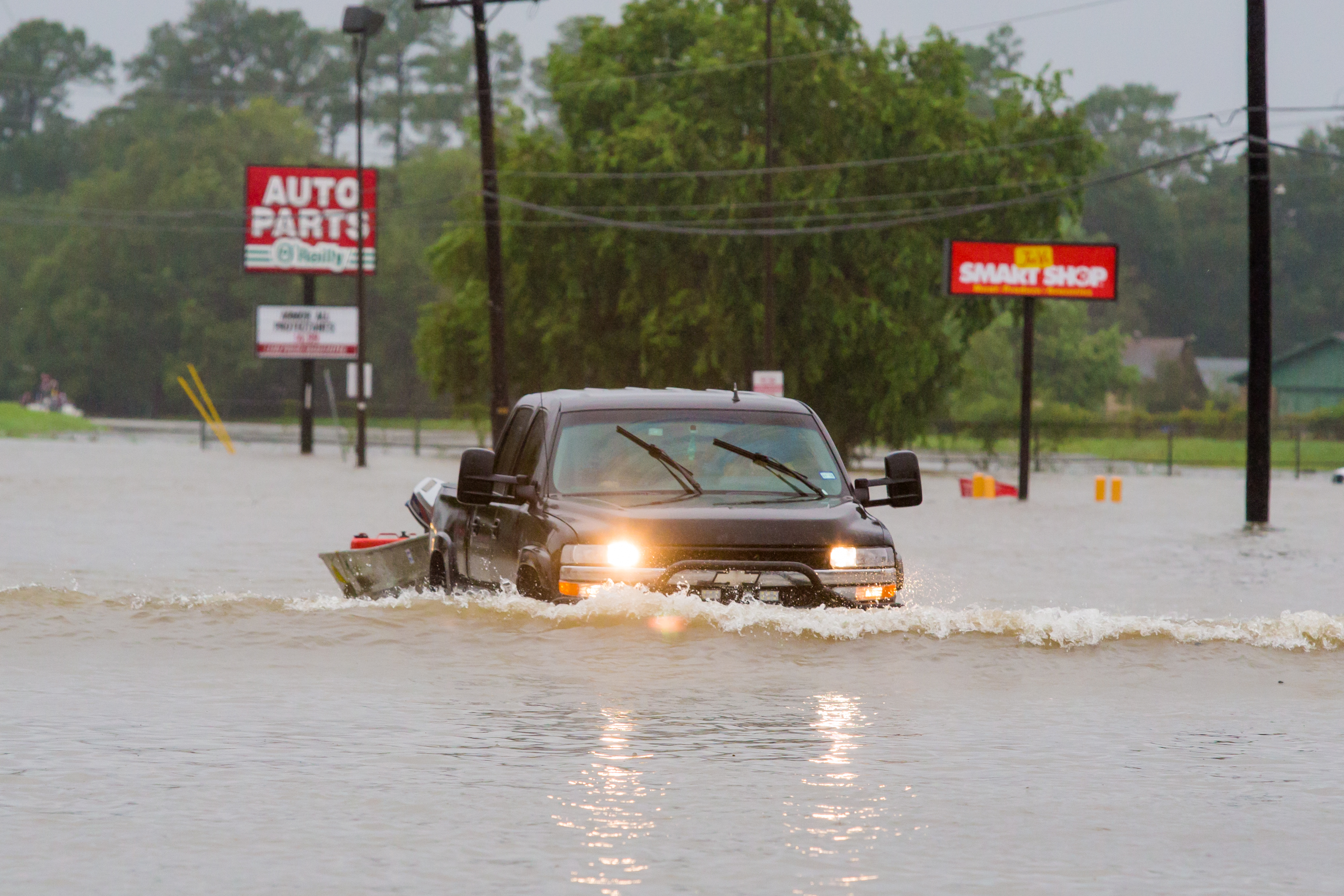 NEWS: AUG 28 Hurricane Harvey