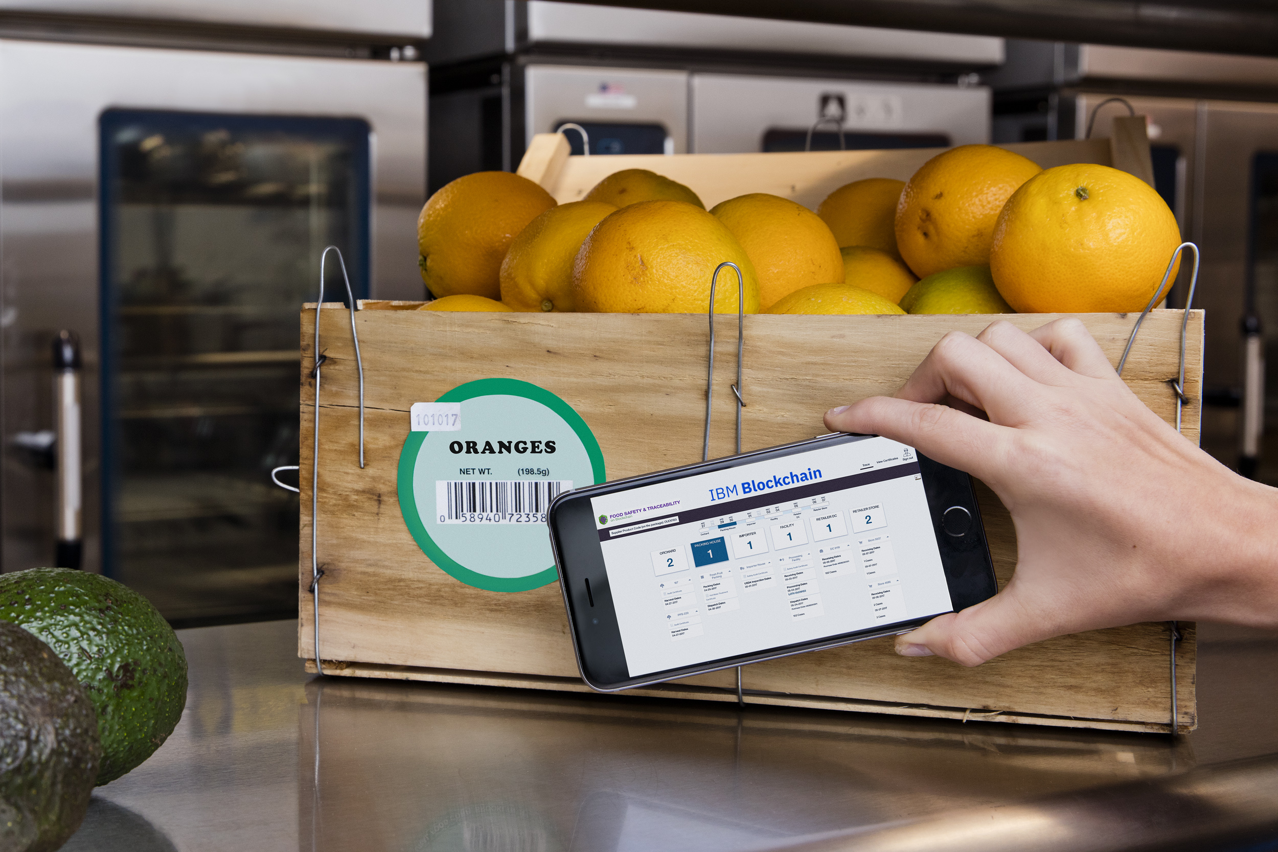 Walmart and 9 Food Giants Team Up on IBM Blockchain Plans | Fortune