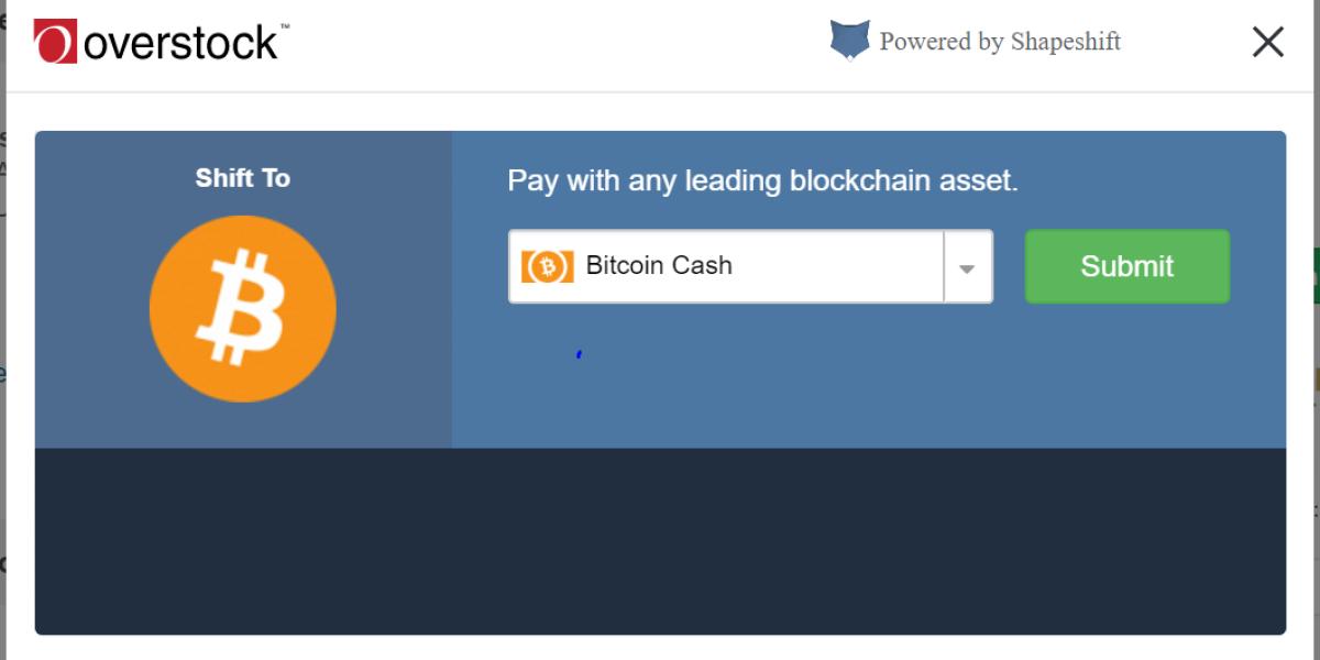 how do i pay with bitcoin